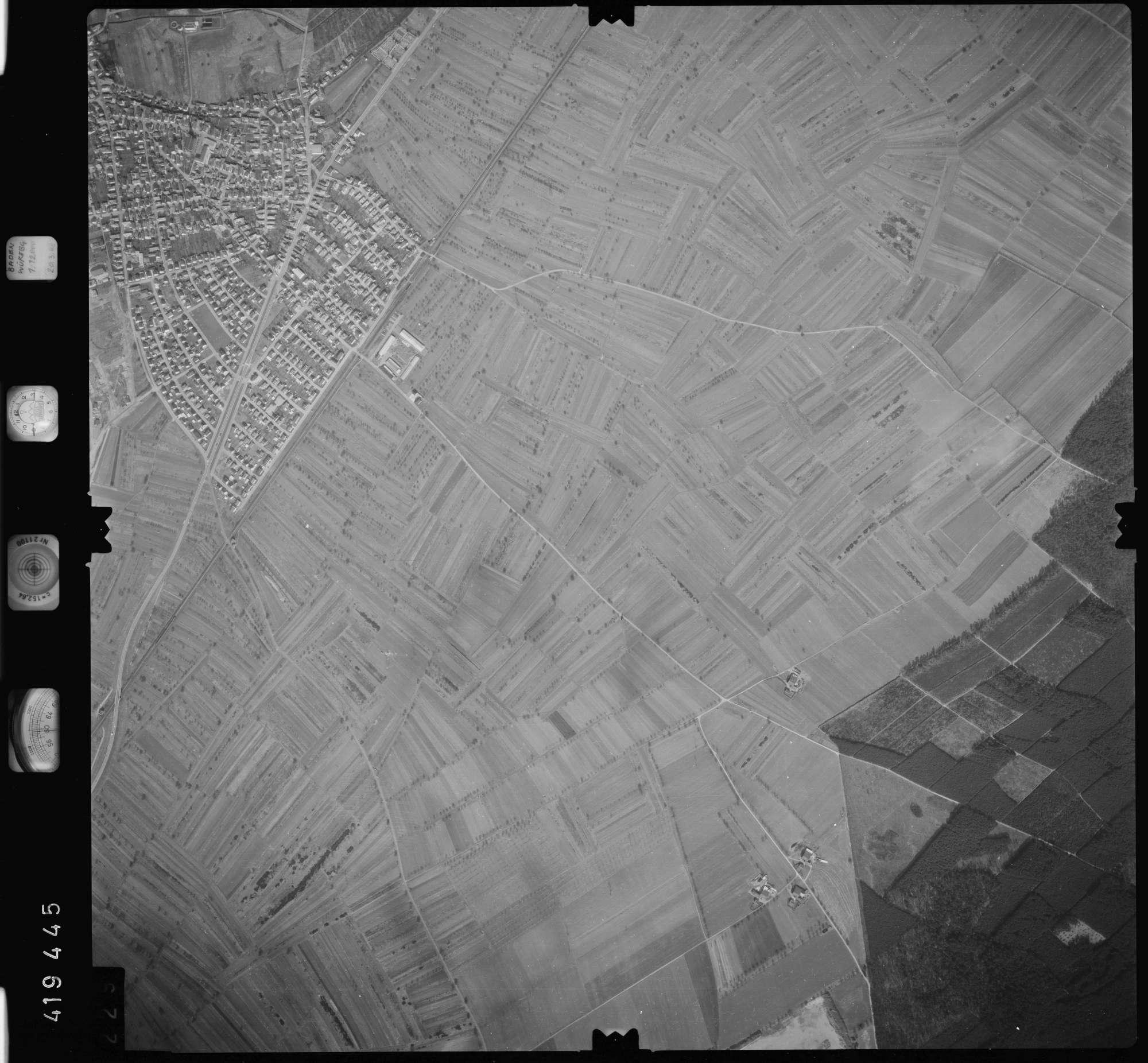 Luftbild: Film 1 Bildnr. 229, Bild 1