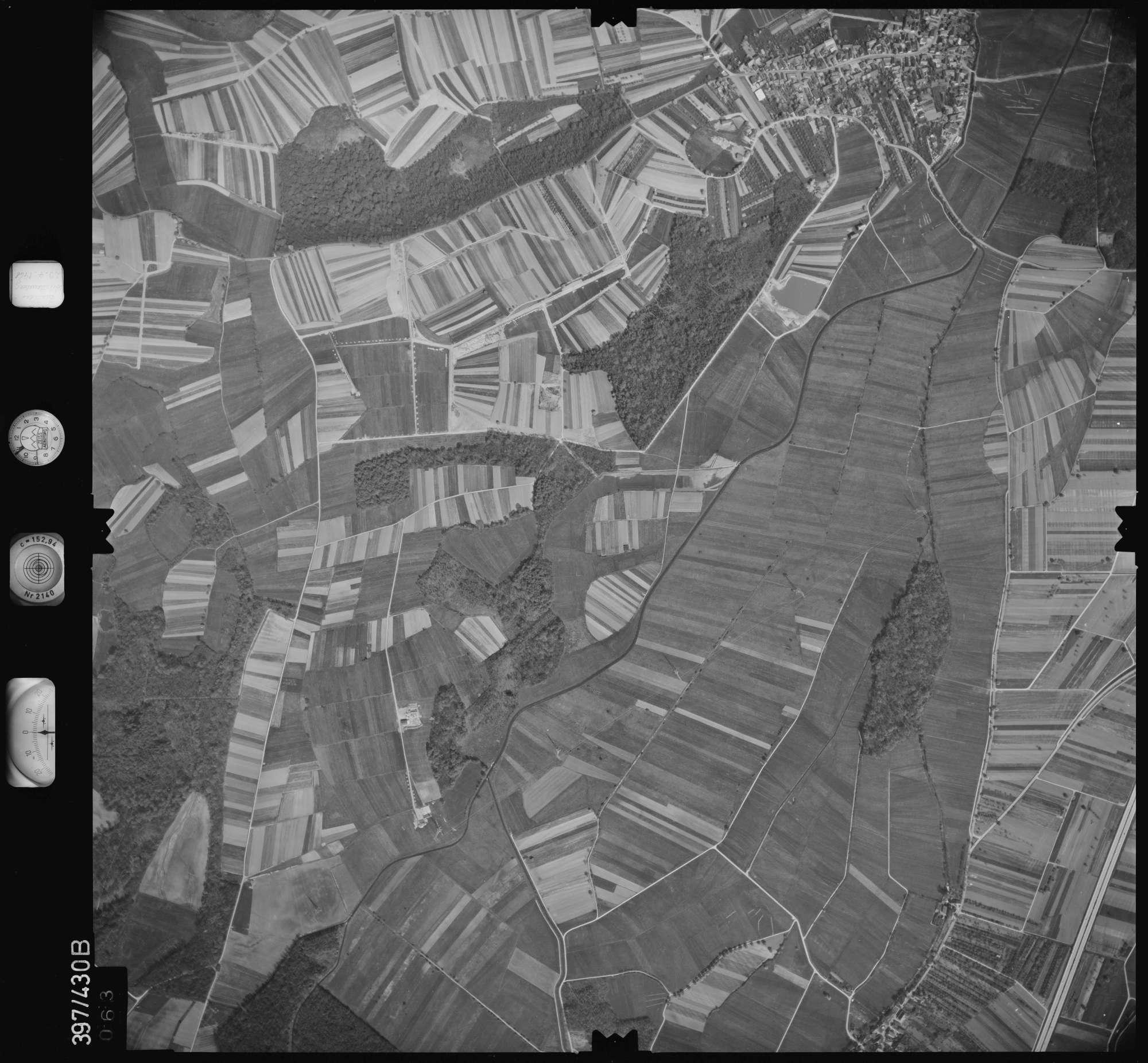 Luftbild: Film 11 Bildnr. 63, Bild 1