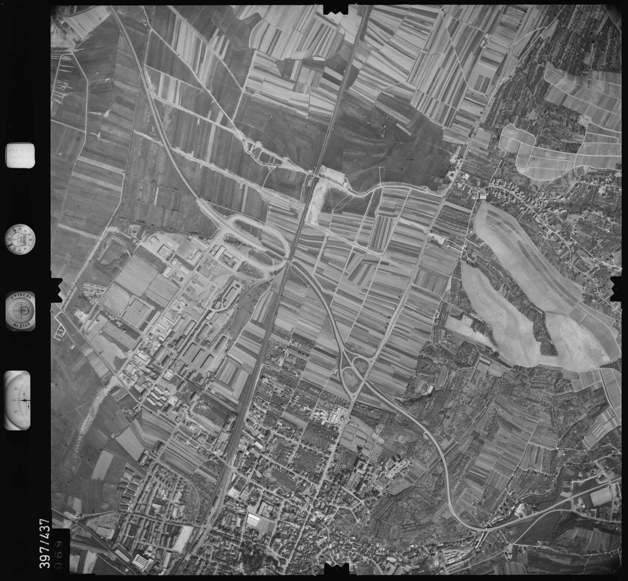 Luftbild: Film 11 Bildnr. 69, Bild 1