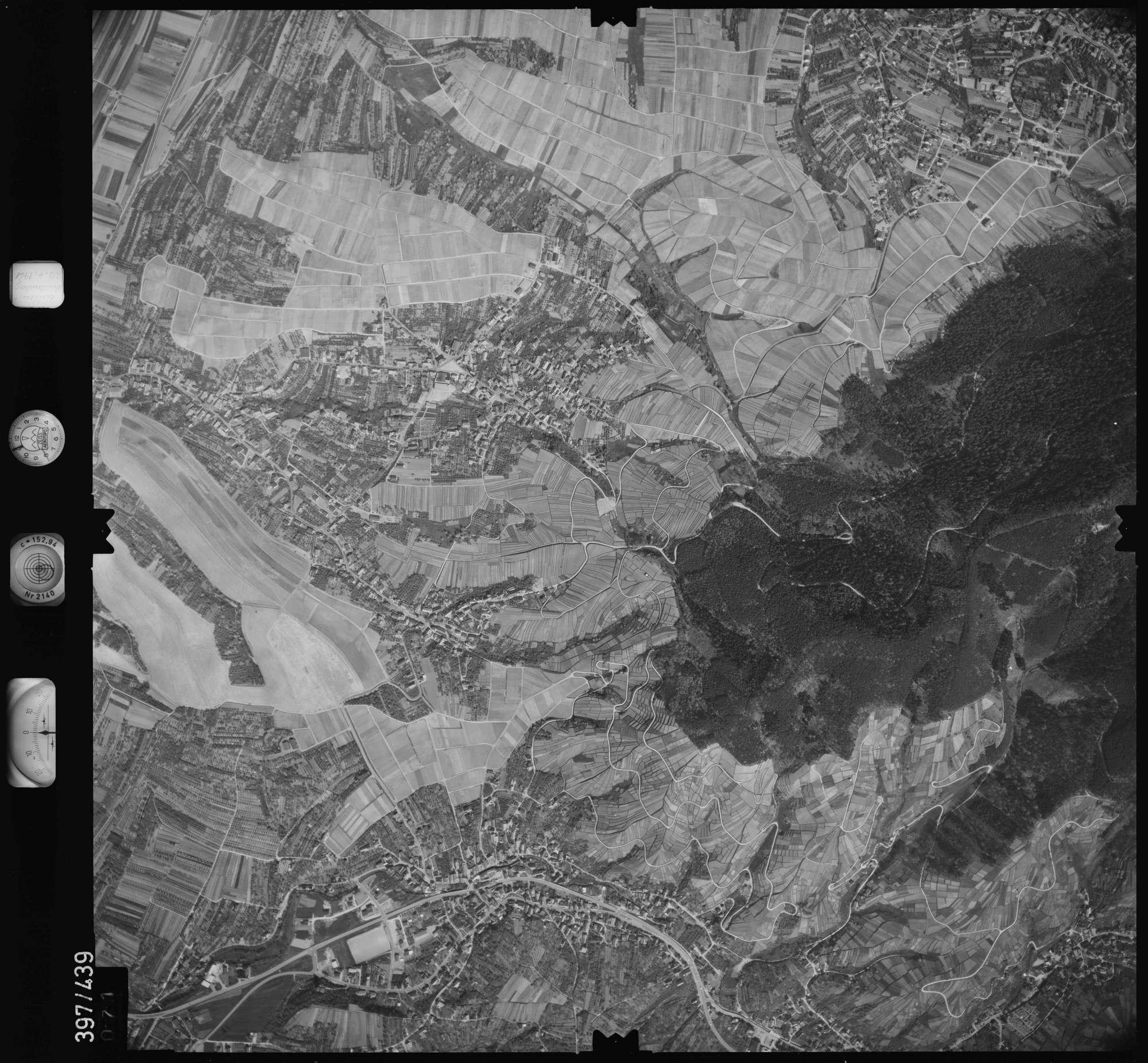 Luftbild: Film 11 Bildnr. 71, Bild 1