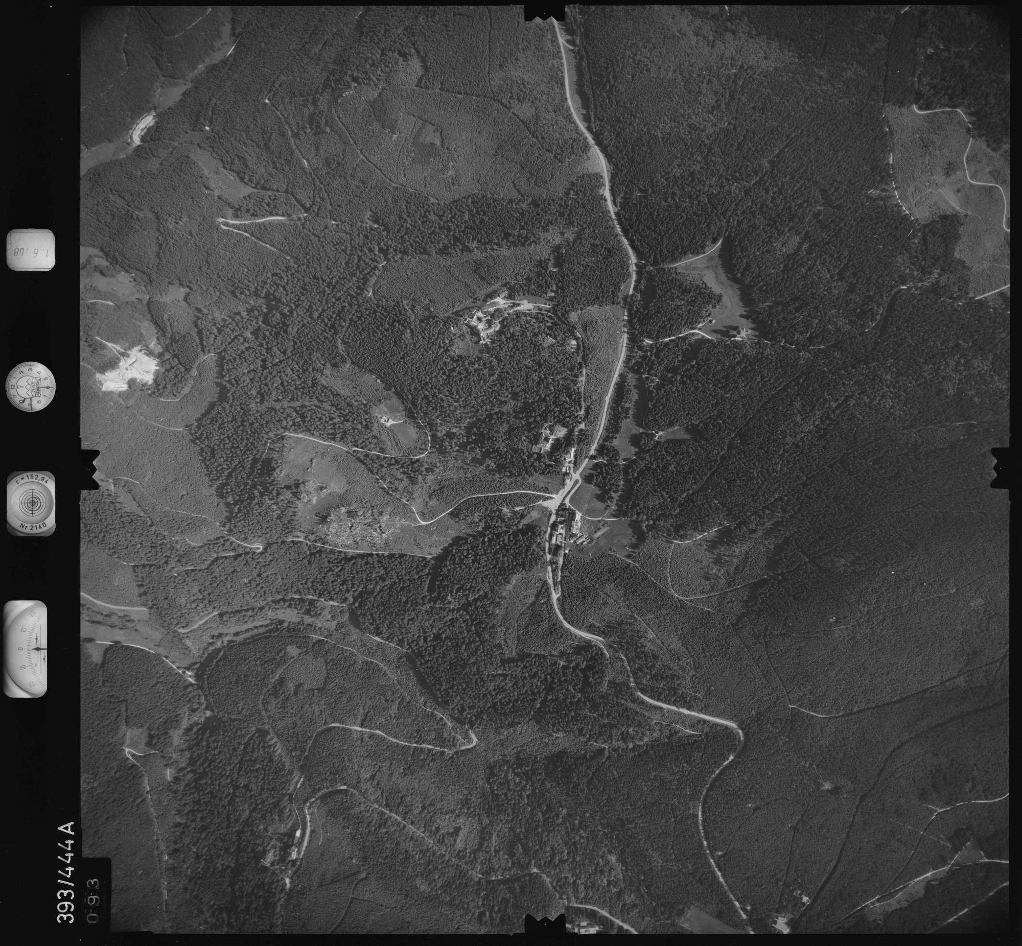 Luftbild: Film 16 Bildnr. 93, Bild 1