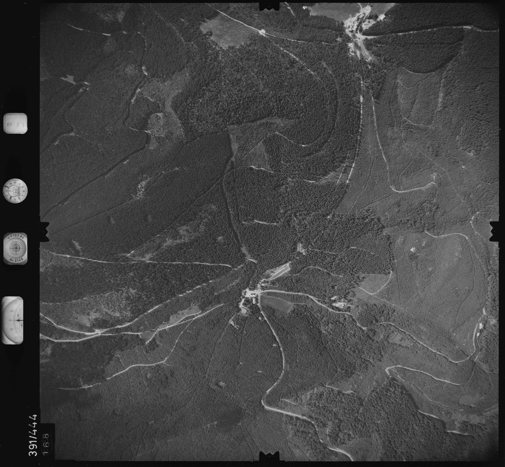 Luftbild: Film 16 Bildnr. 168, Bild 1