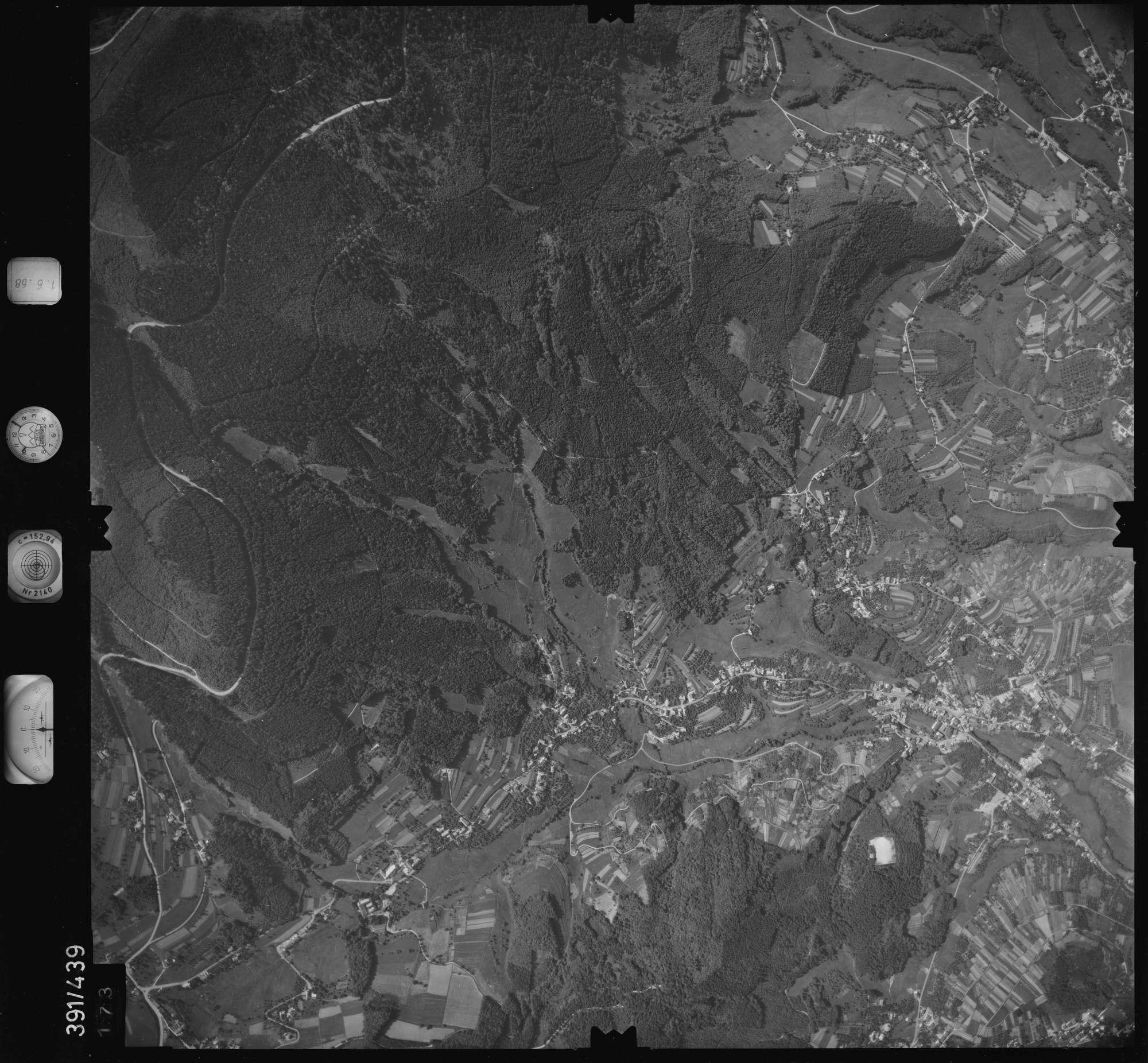 Luftbild: Film 16 Bildnr. 173, Bild 1
