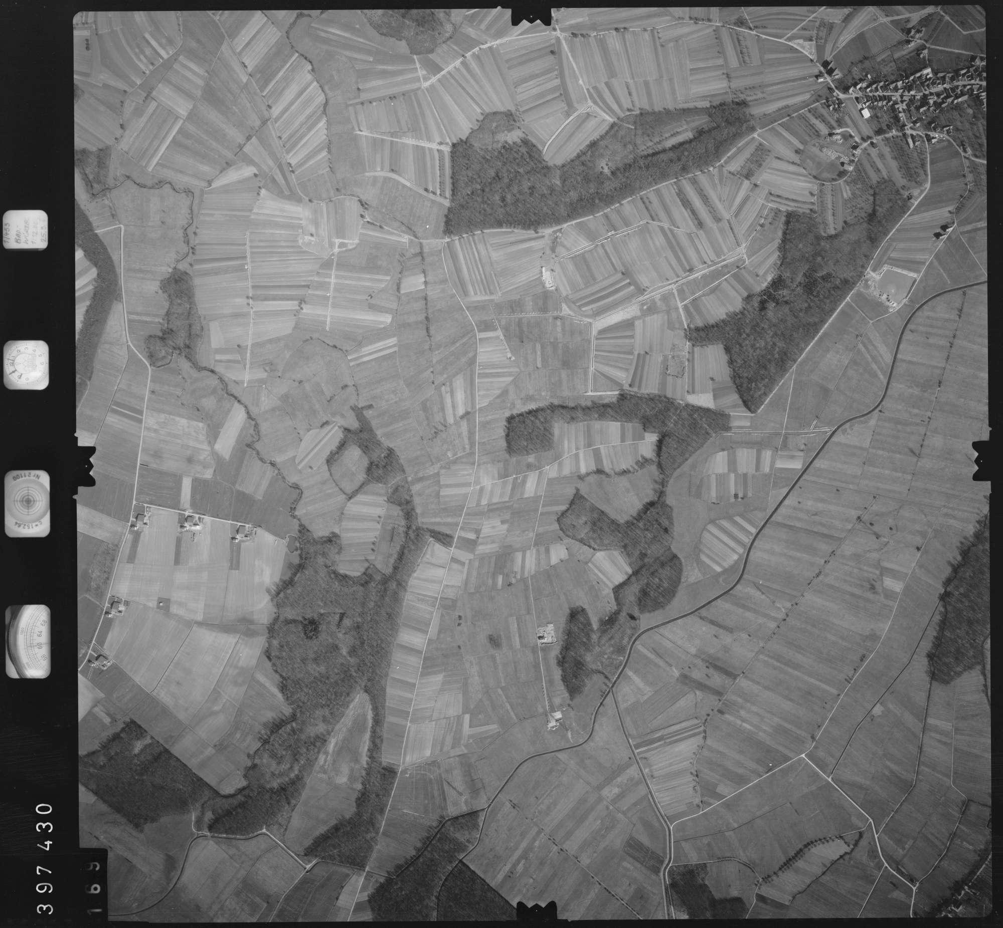 Luftbild: Film 17 Bildnr. 169, Bild 1