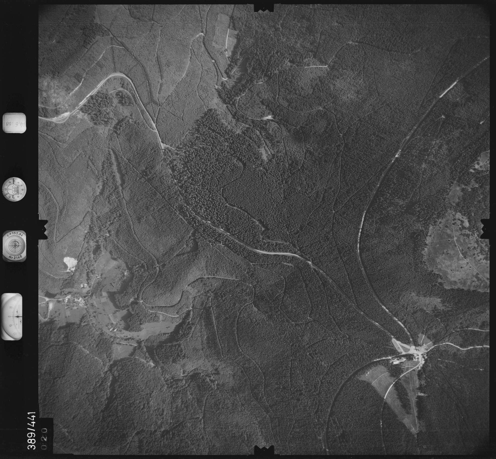 Luftbild: Film 21 Bildnr. 20, Bild 1