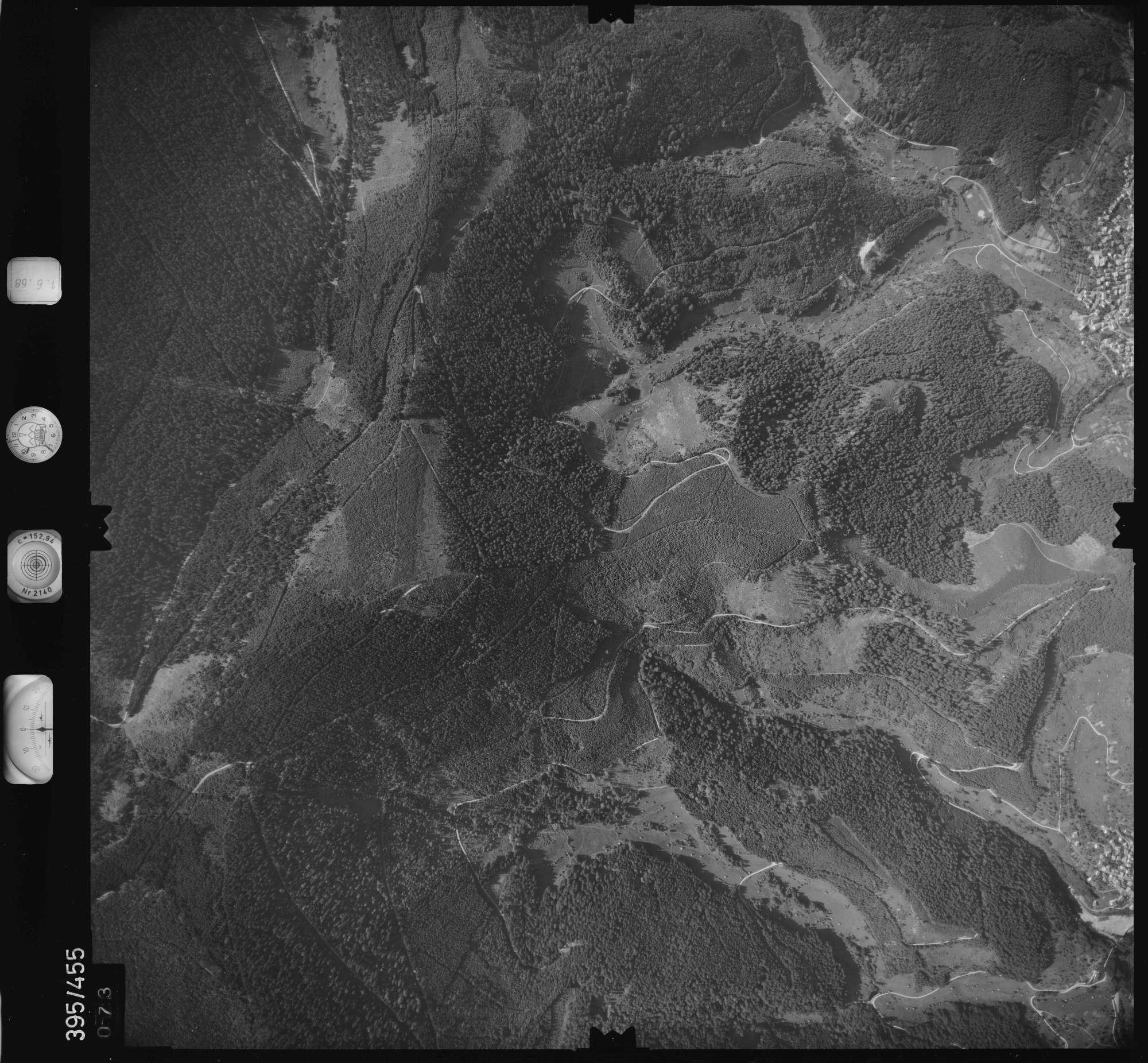Luftbild: Film 16 Bildnr. 73, Bild 1