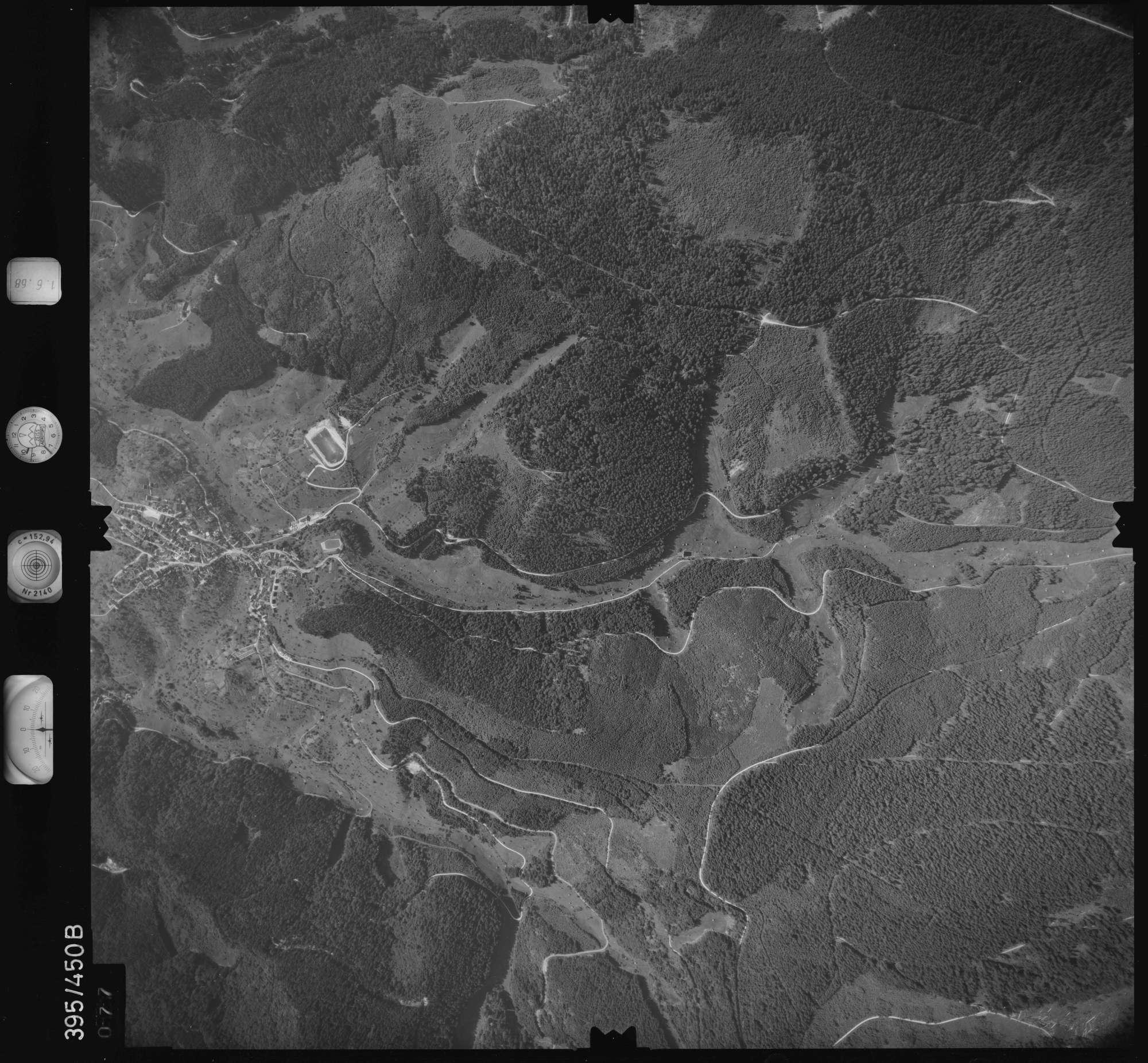 Luftbild: Film 16 Bildnr. 77, Bild 1