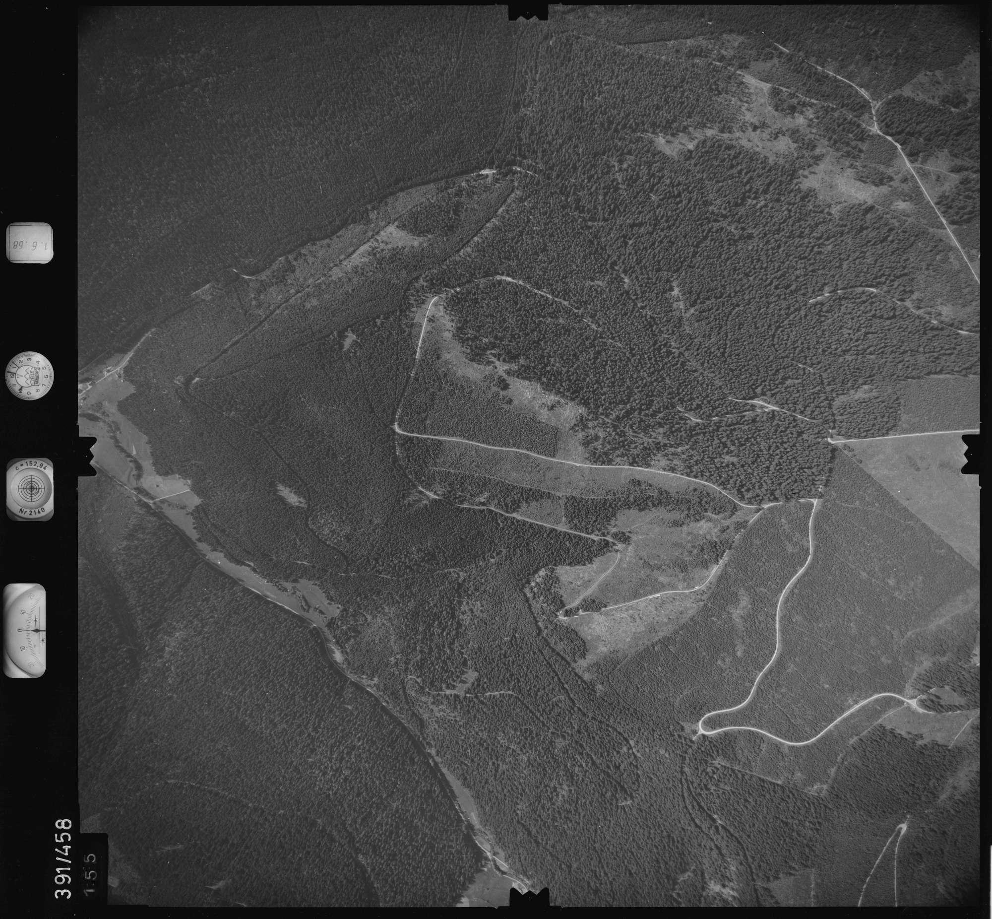 Luftbild: Film 16 Bildnr. 155, Bild 1