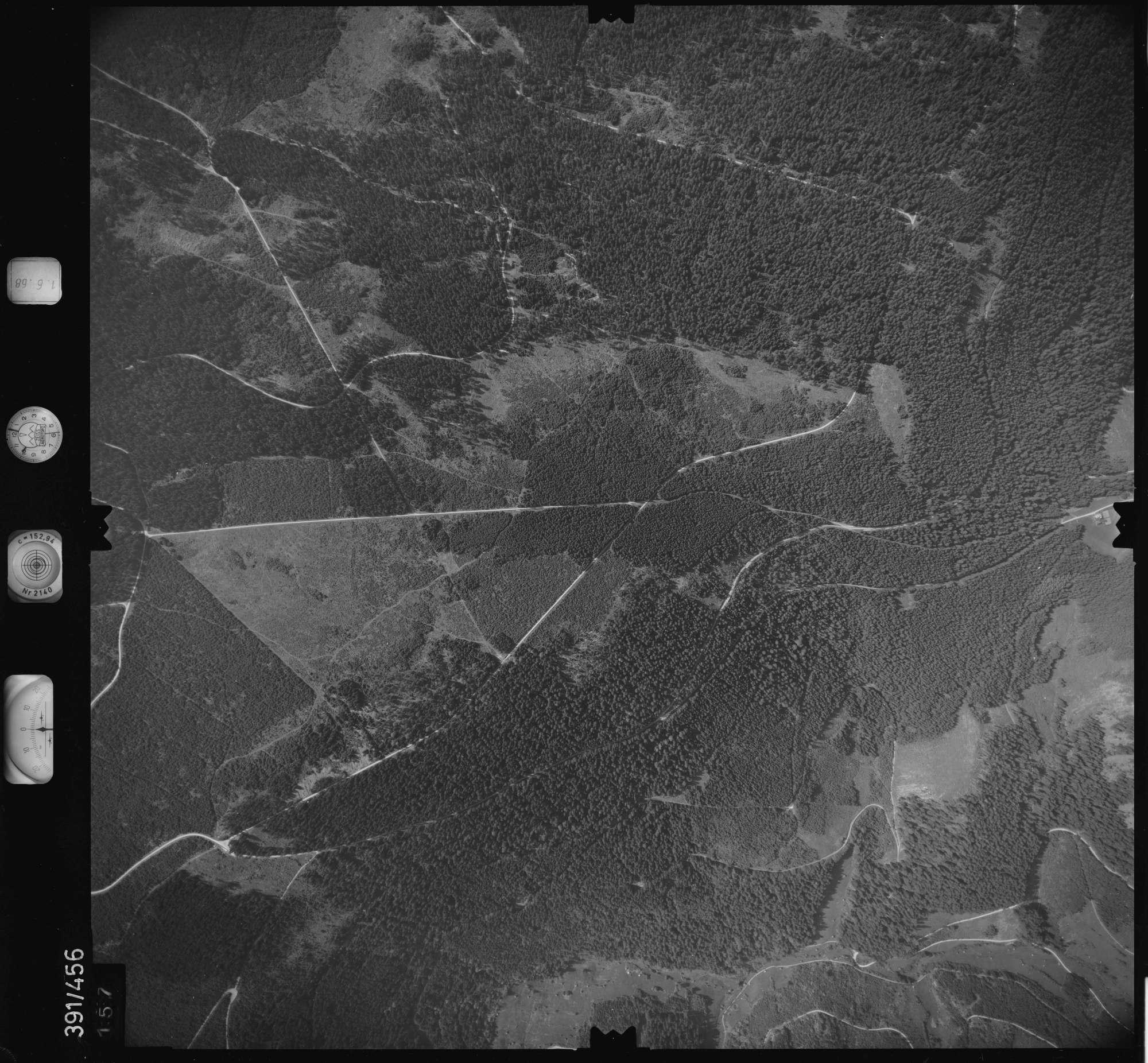 Luftbild: Film 16 Bildnr. 157, Bild 1