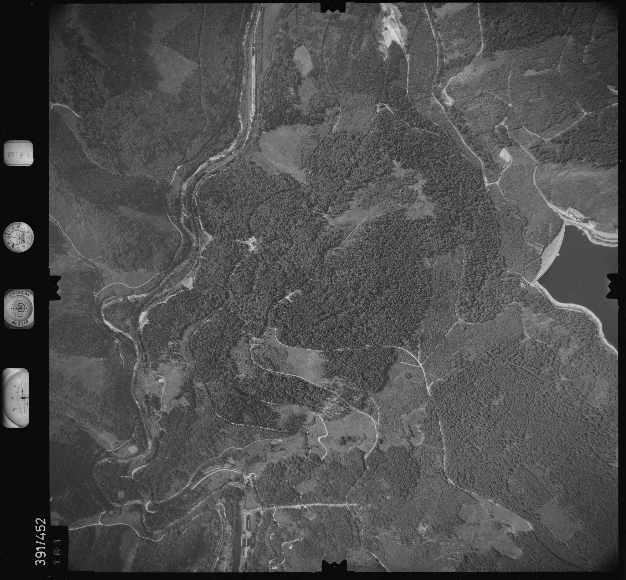 Luftbild: Film 16 Bildnr. 161, Bild 1