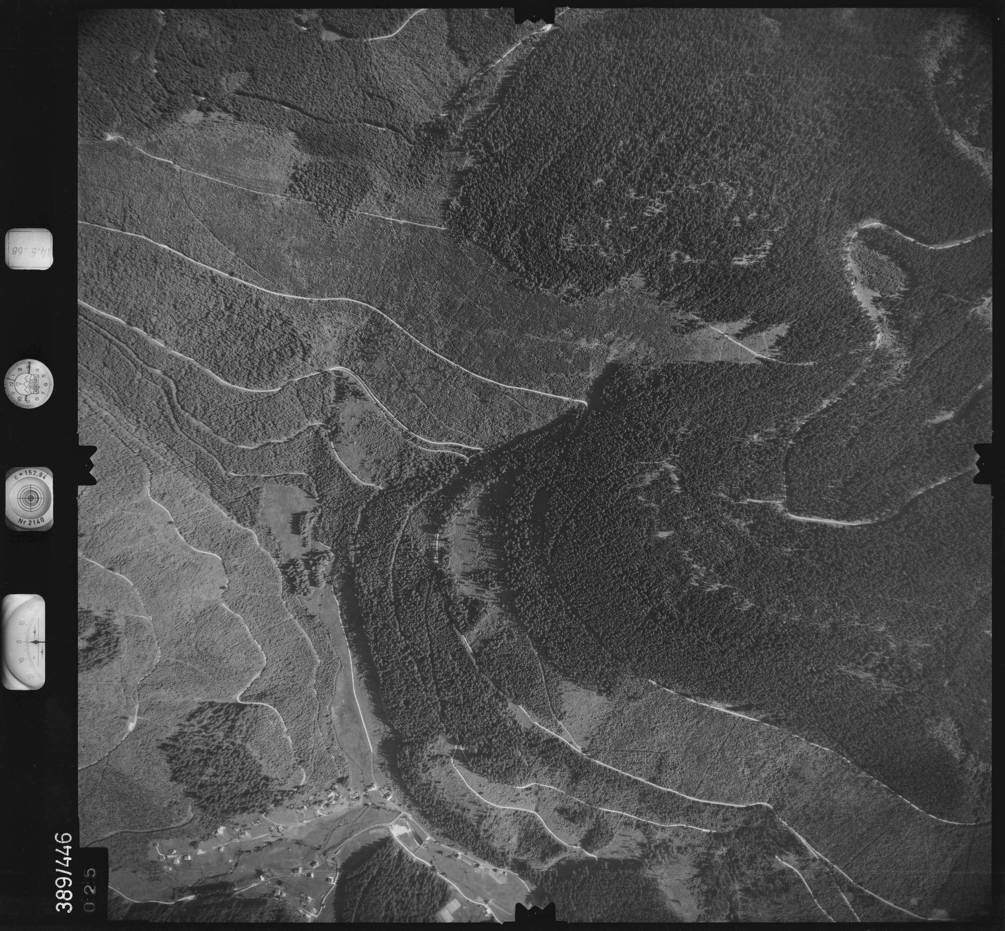 Luftbild: Film 21 Bildnr. 25, Bild 1