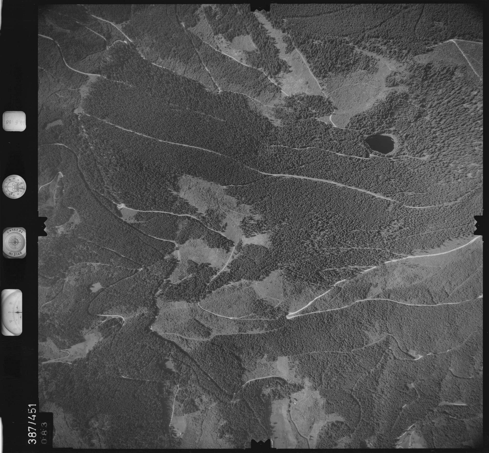 Luftbild: Film 21 Bildnr. 83, Bild 1