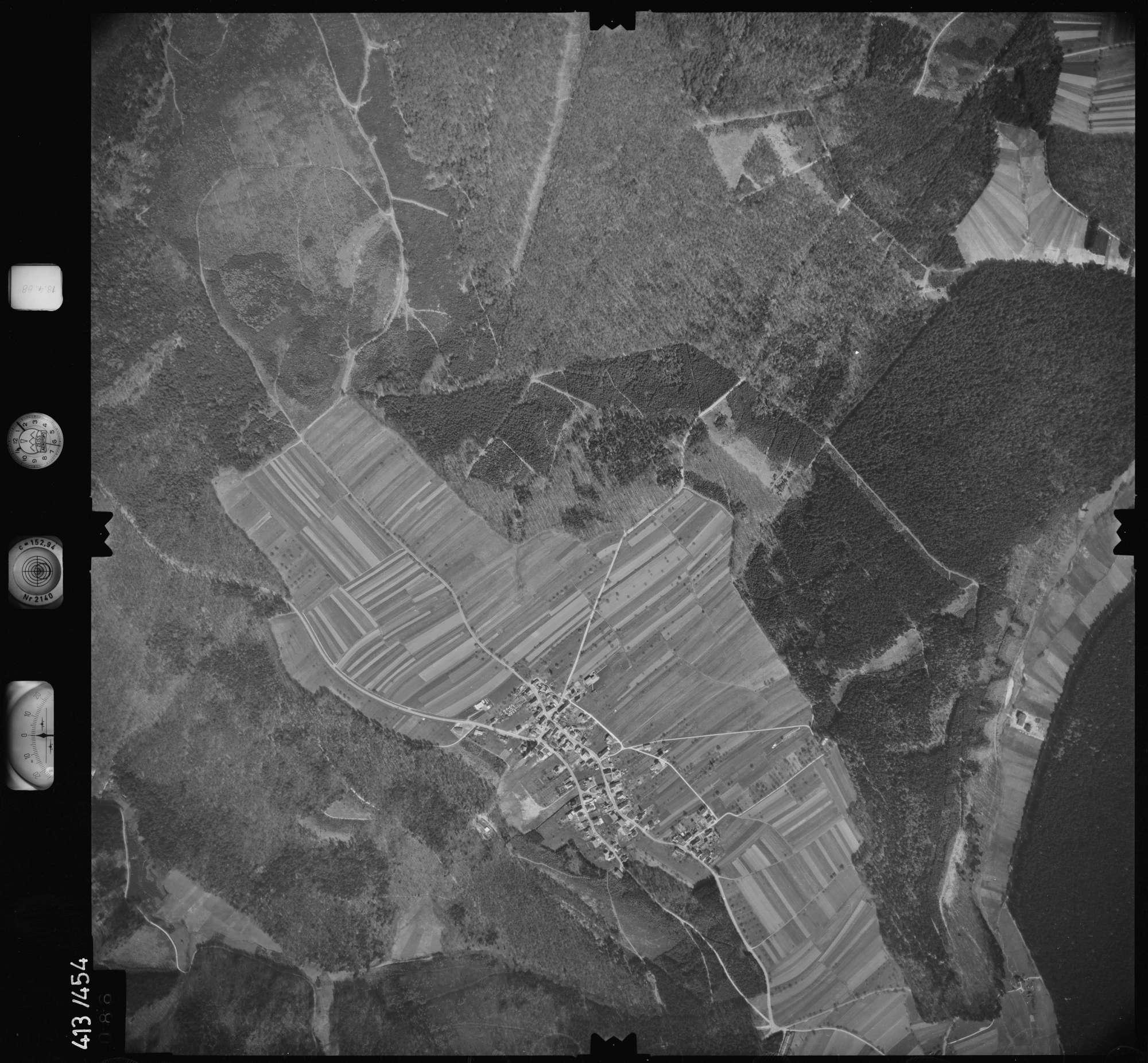Luftbild: Film 4 Bildnr. 86, Bild 1