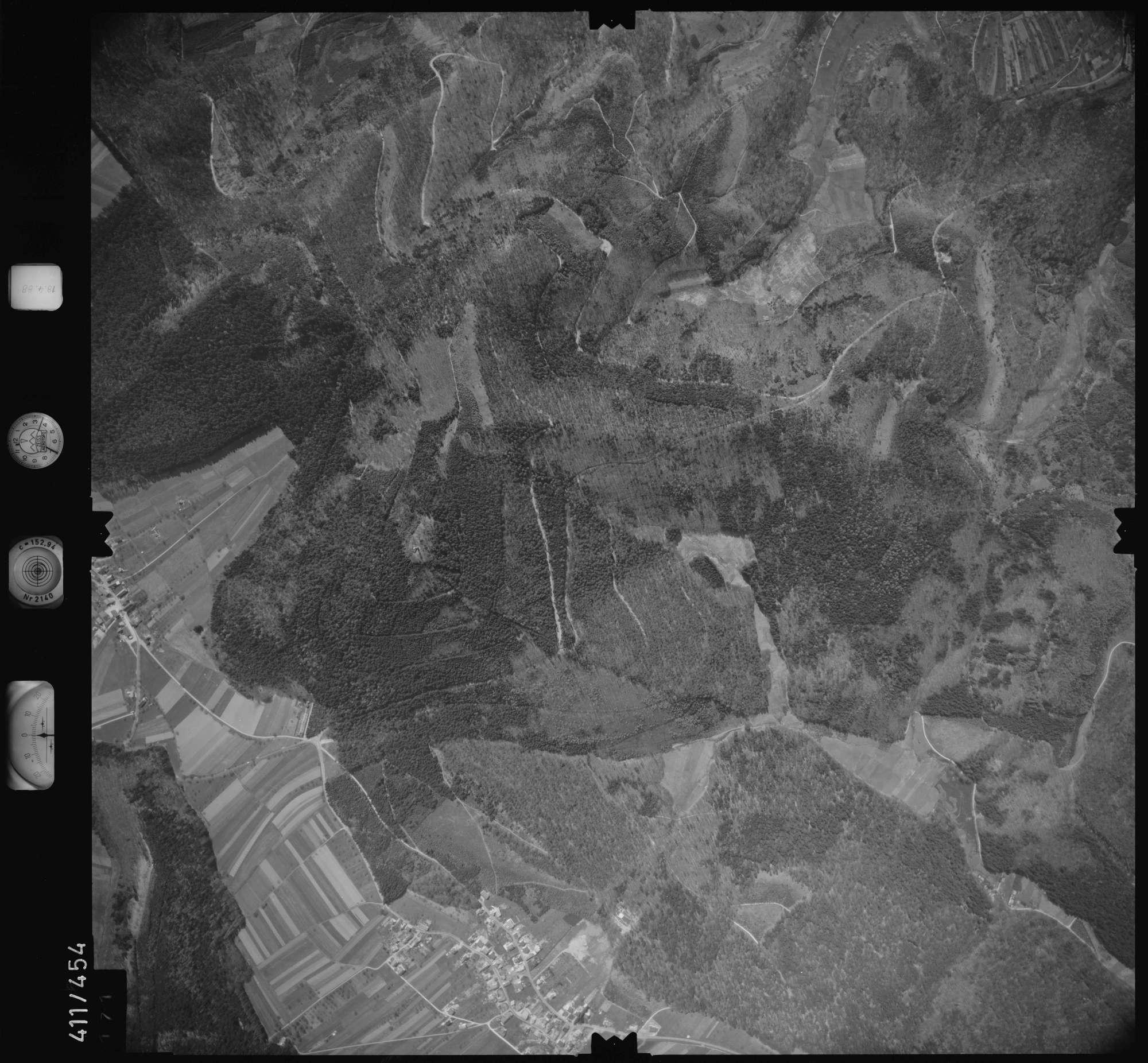 Luftbild: Film 4 Bildnr. 171, Bild 1