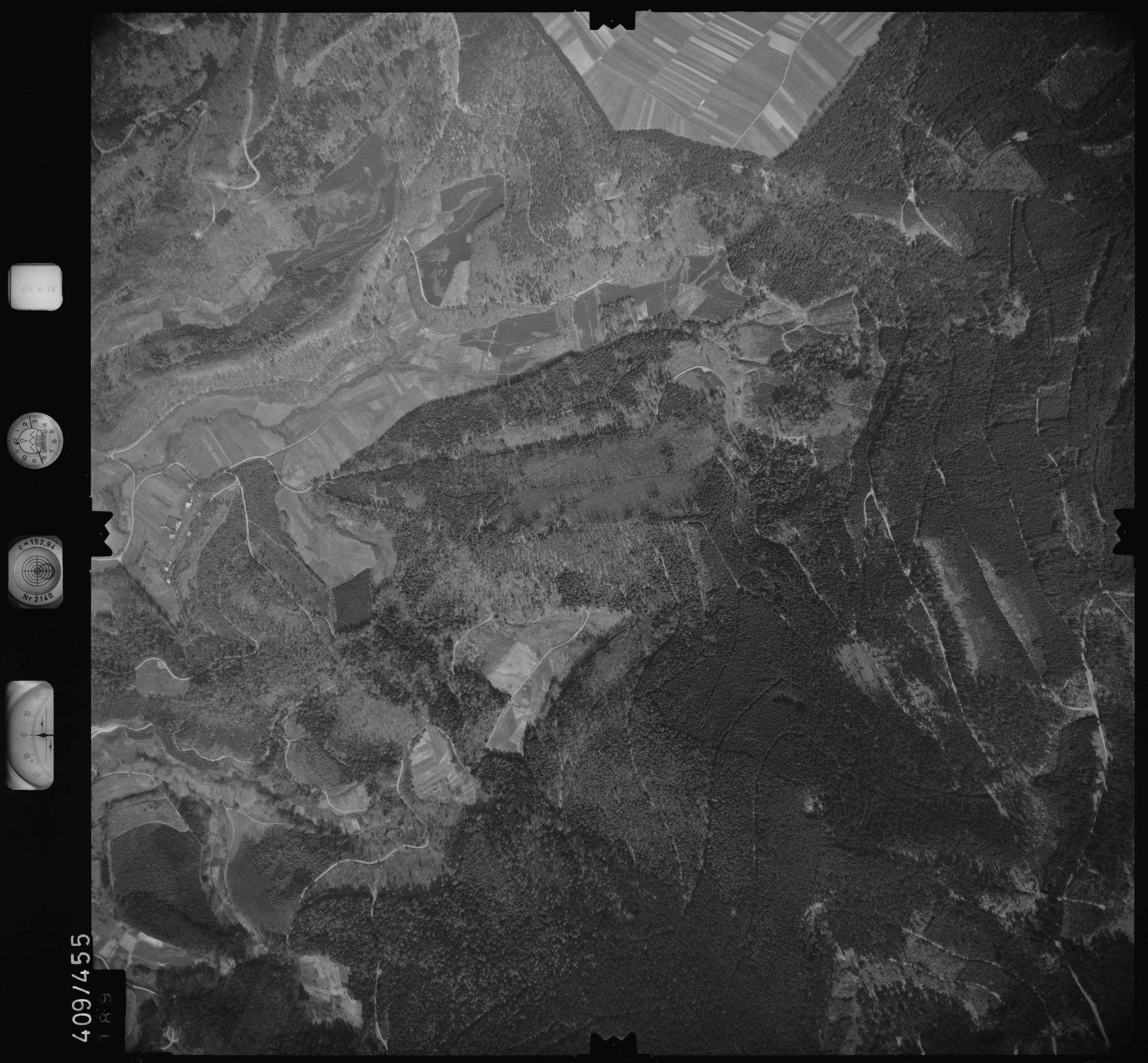 Luftbild: Film 4 Bildnr. 189, Bild 1