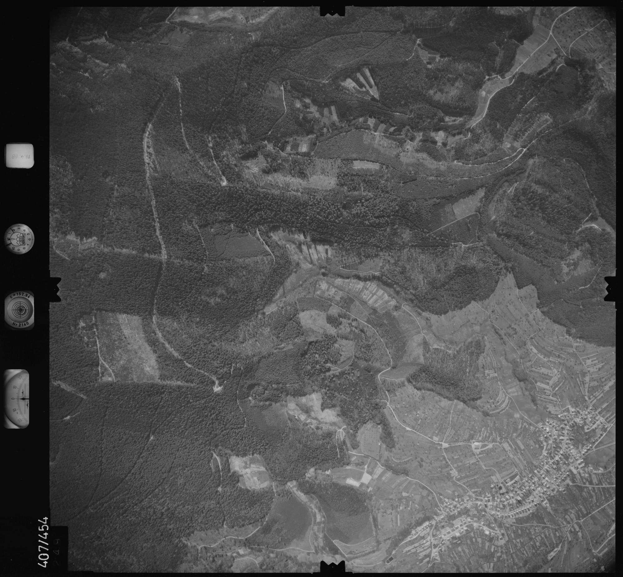 Luftbild: Film 4 Bildnr. 249, Bild 1