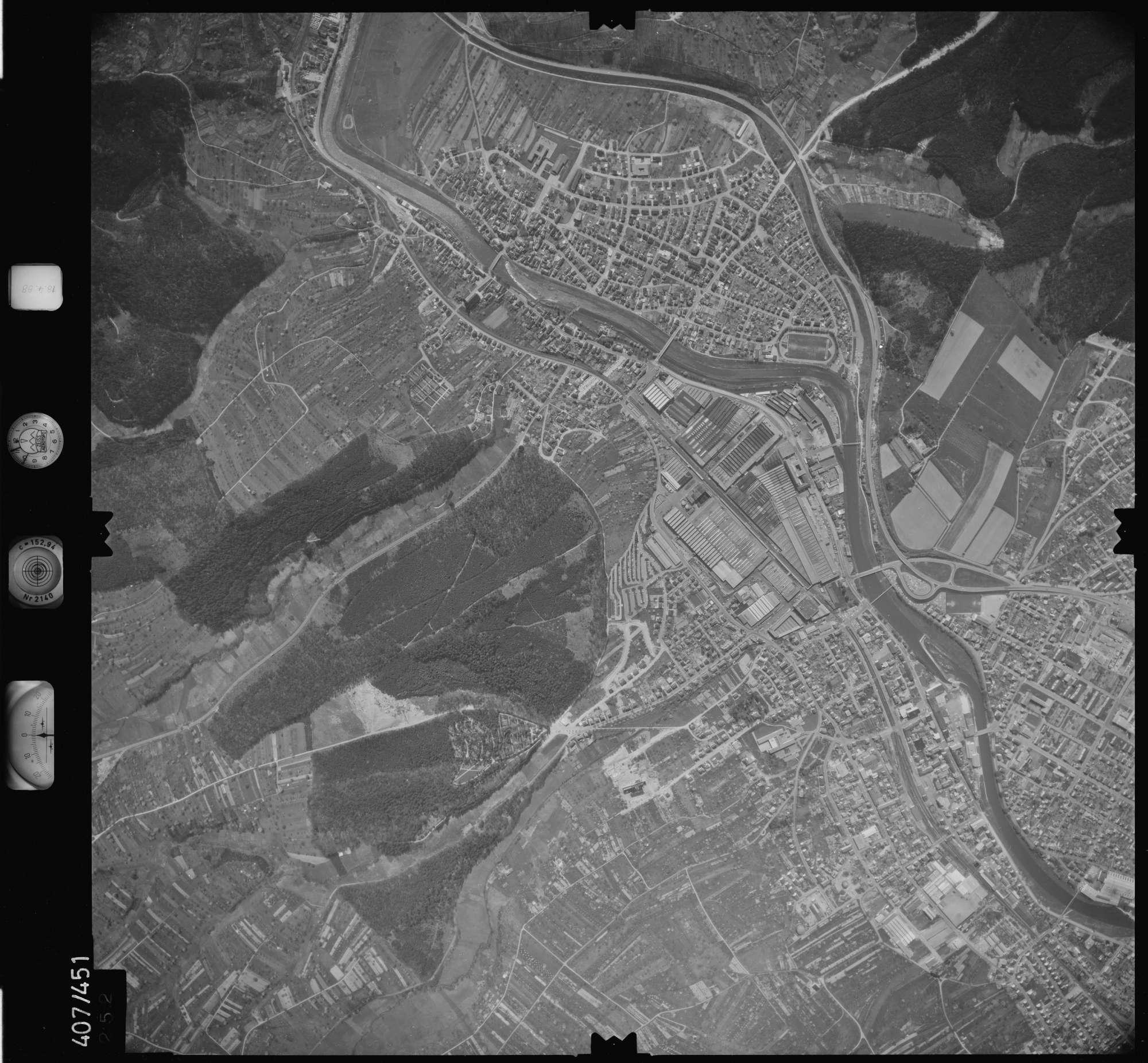 Luftbild: Film 4 Bildnr. 252, Bild 1