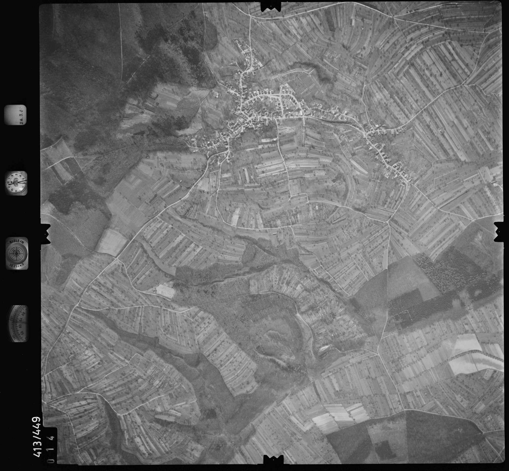Luftbild: Film 8 Bildnr. 14, Bild 1