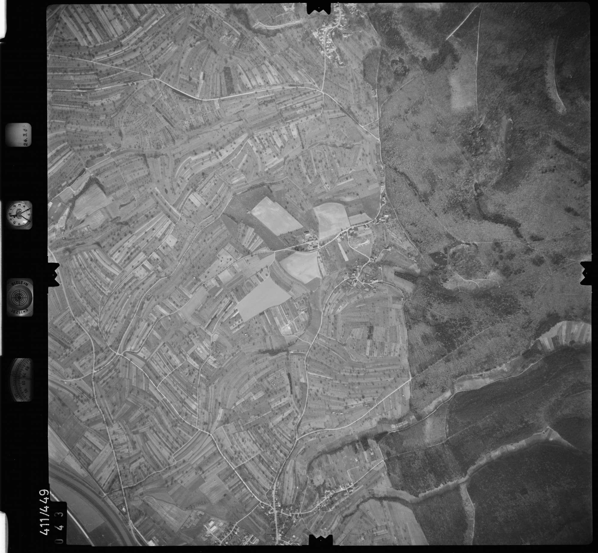 Luftbild: Film 8 Bildnr. 43, Bild 1