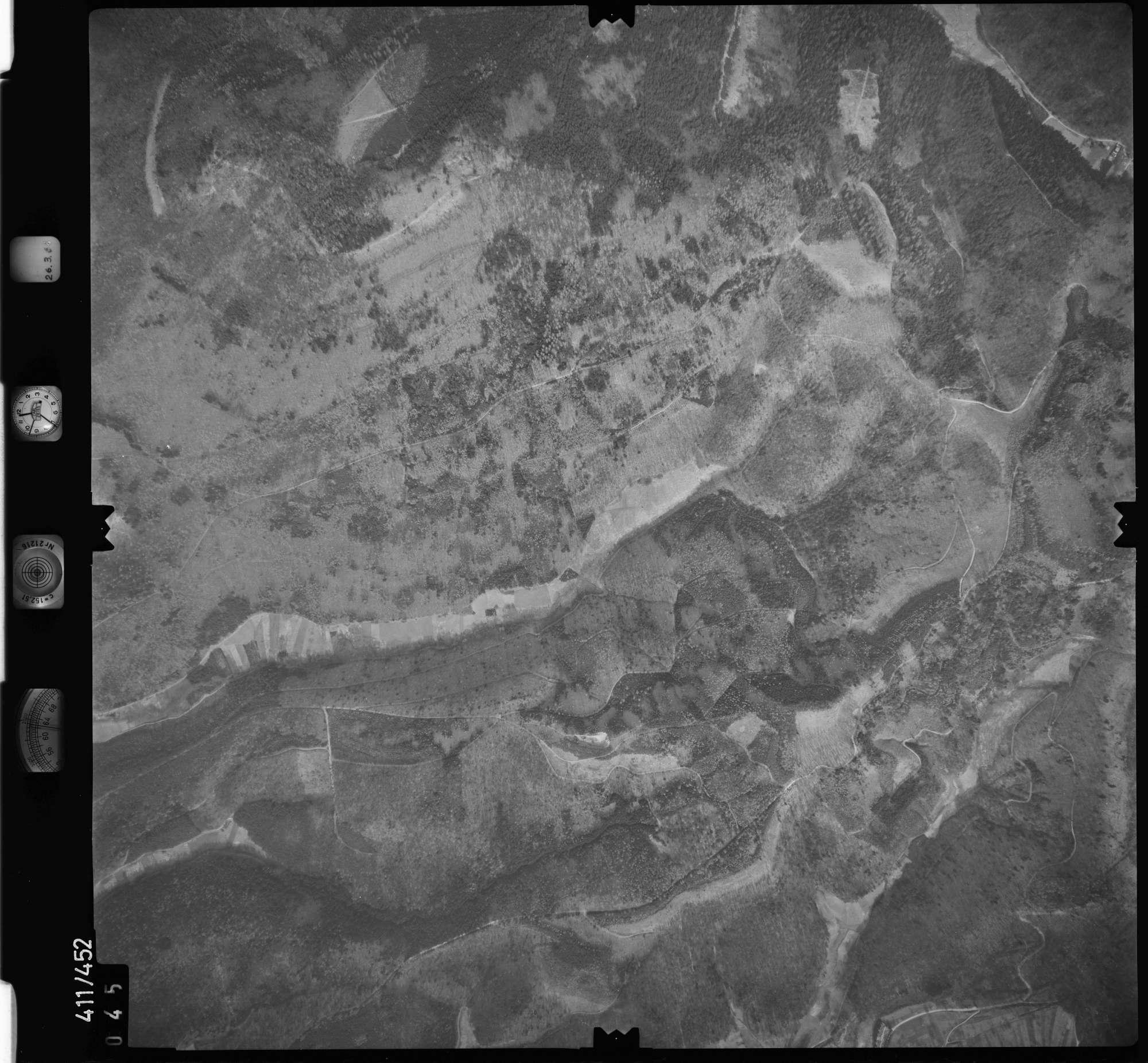 Luftbild: Film 8 Bildnr. 45, Bild 1