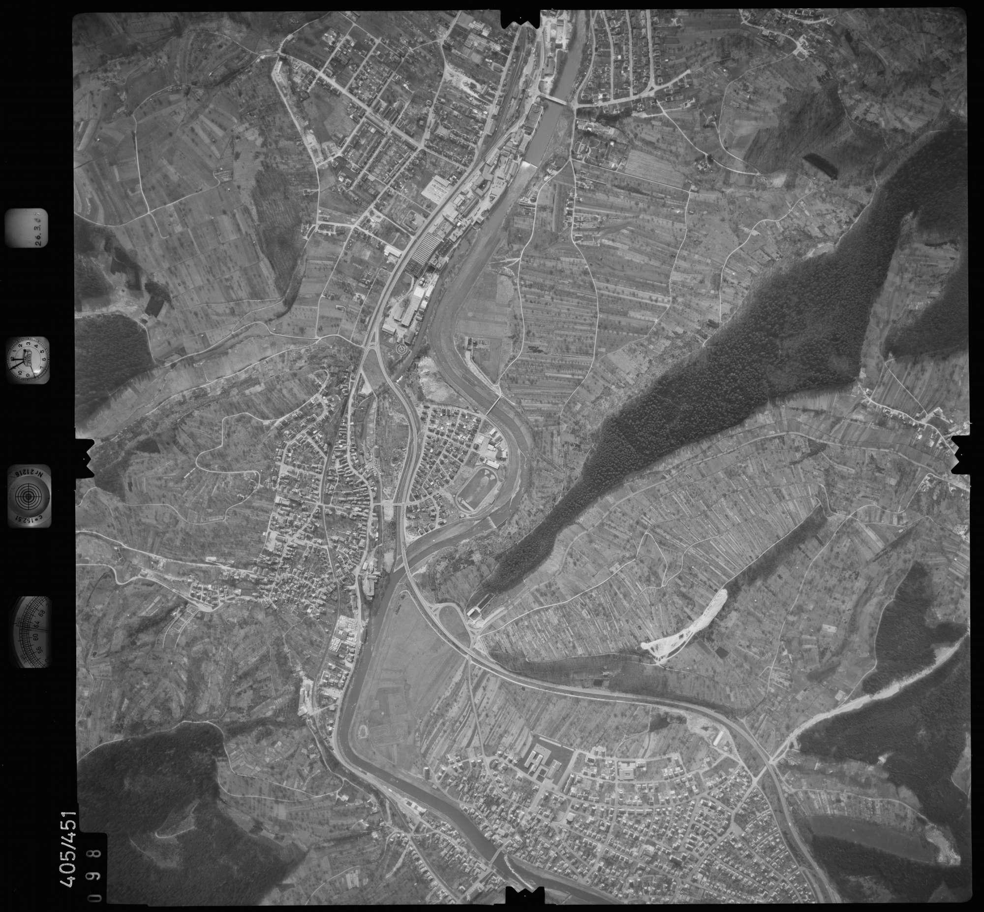 Luftbild: Film 8 Bildnr. 98, Bild 1
