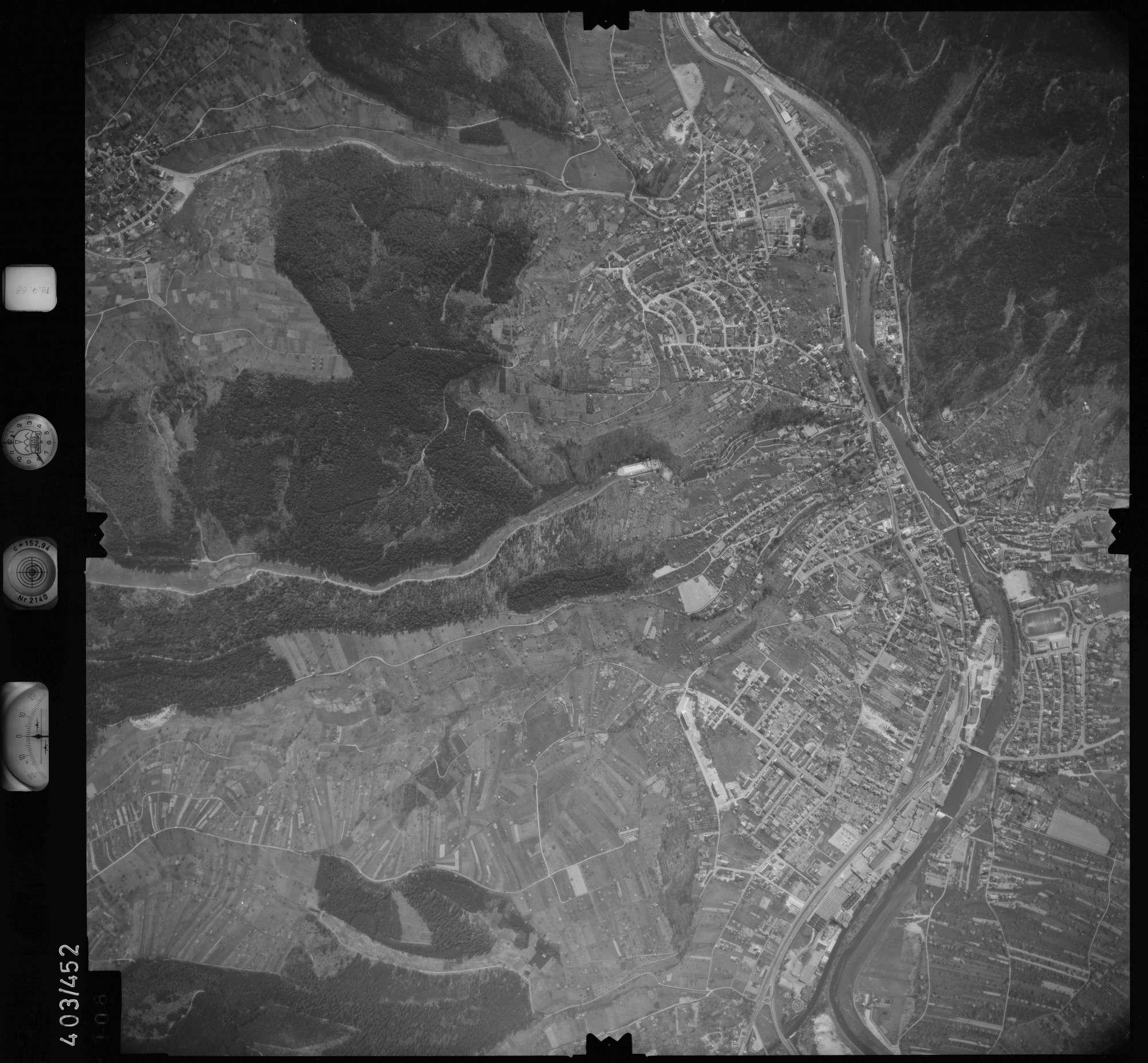 Luftbild: Film 9 Bildnr. 108, Bild 1