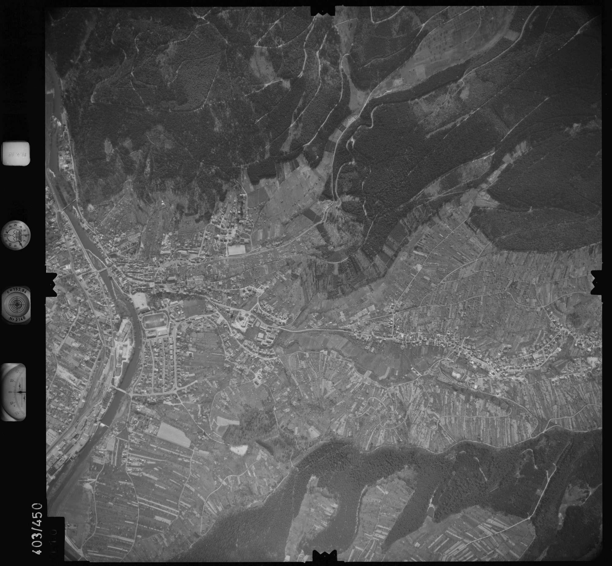 Luftbild: Film 9 Bildnr. 110, Bild 1