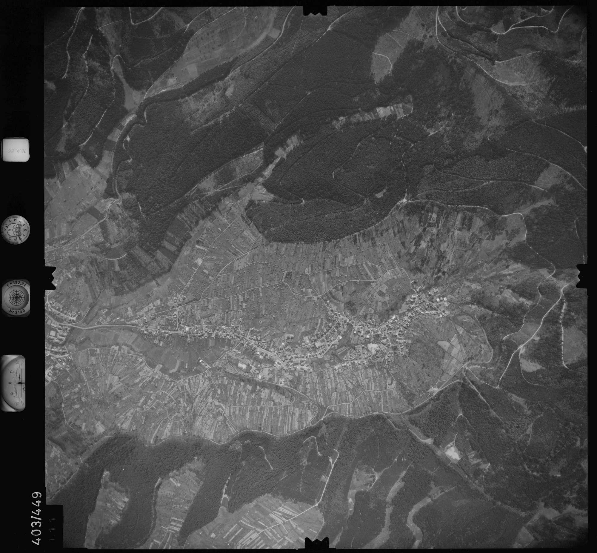 Luftbild: Film 9 Bildnr. 111, Bild 1