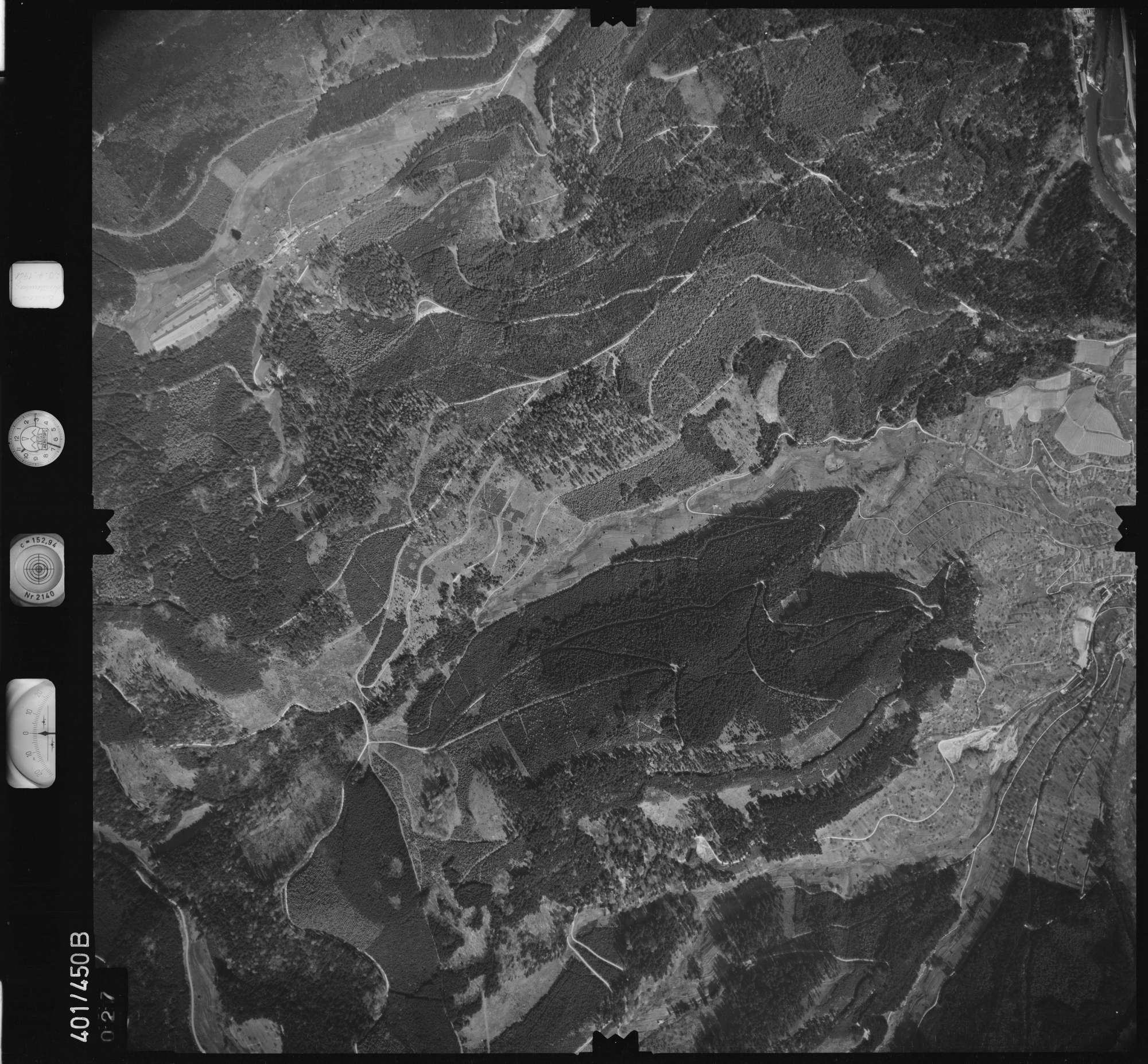 Luftbild: Film 11 Bildnr. 27, Bild 1