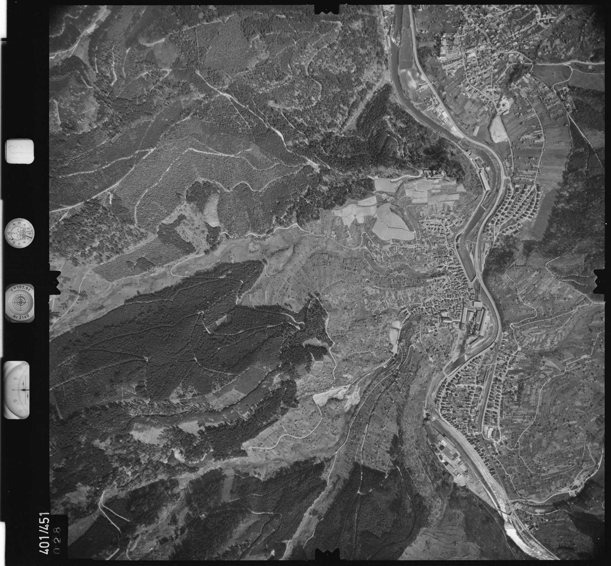 Luftbild: Film 11 Bildnr. 28, Bild 1