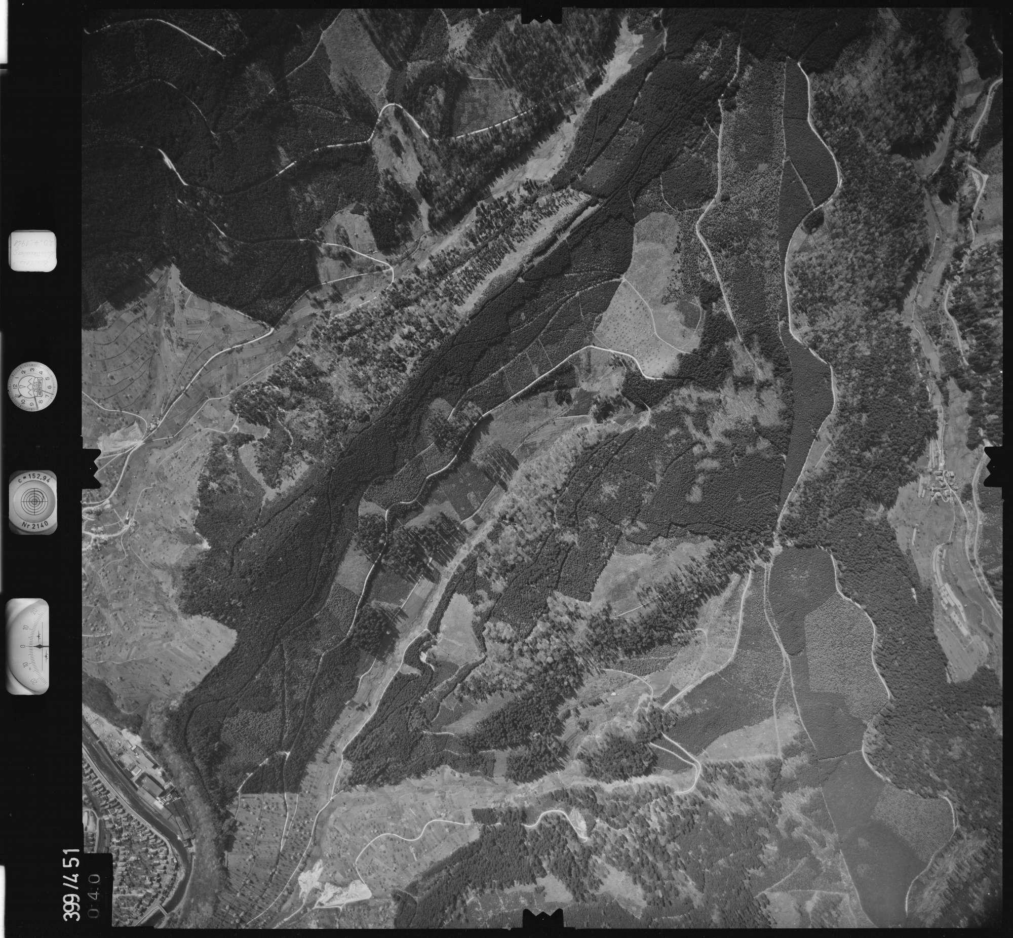 Luftbild: Film 11 Bildnr. 40, Bild 1