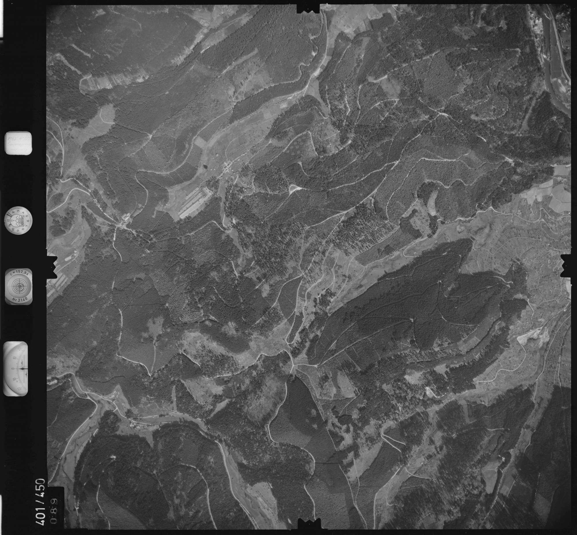 Luftbild: Film 11 Bildnr. 89, Bild 1