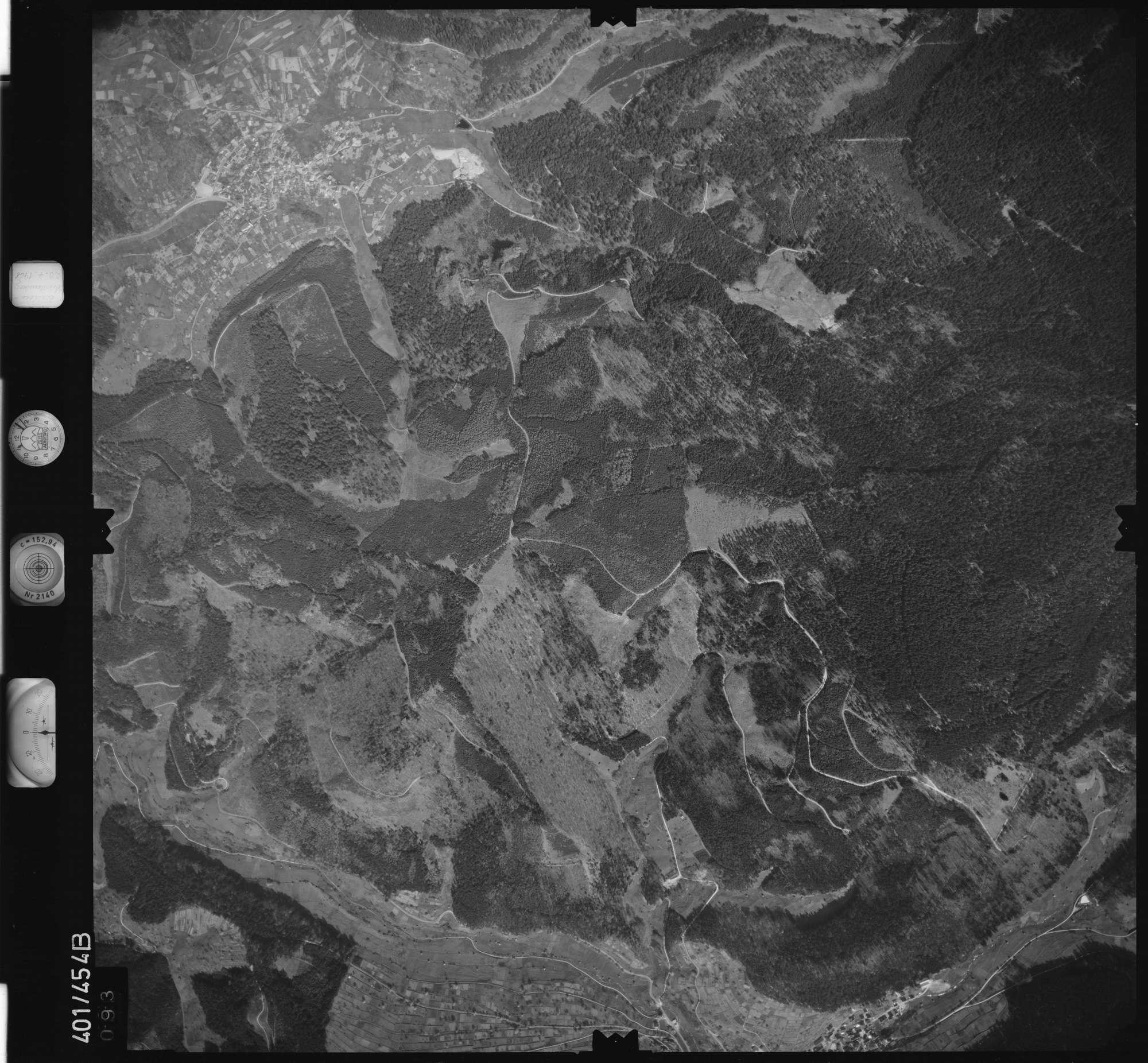 Luftbild: Film 11 Bildnr. 93, Bild 1