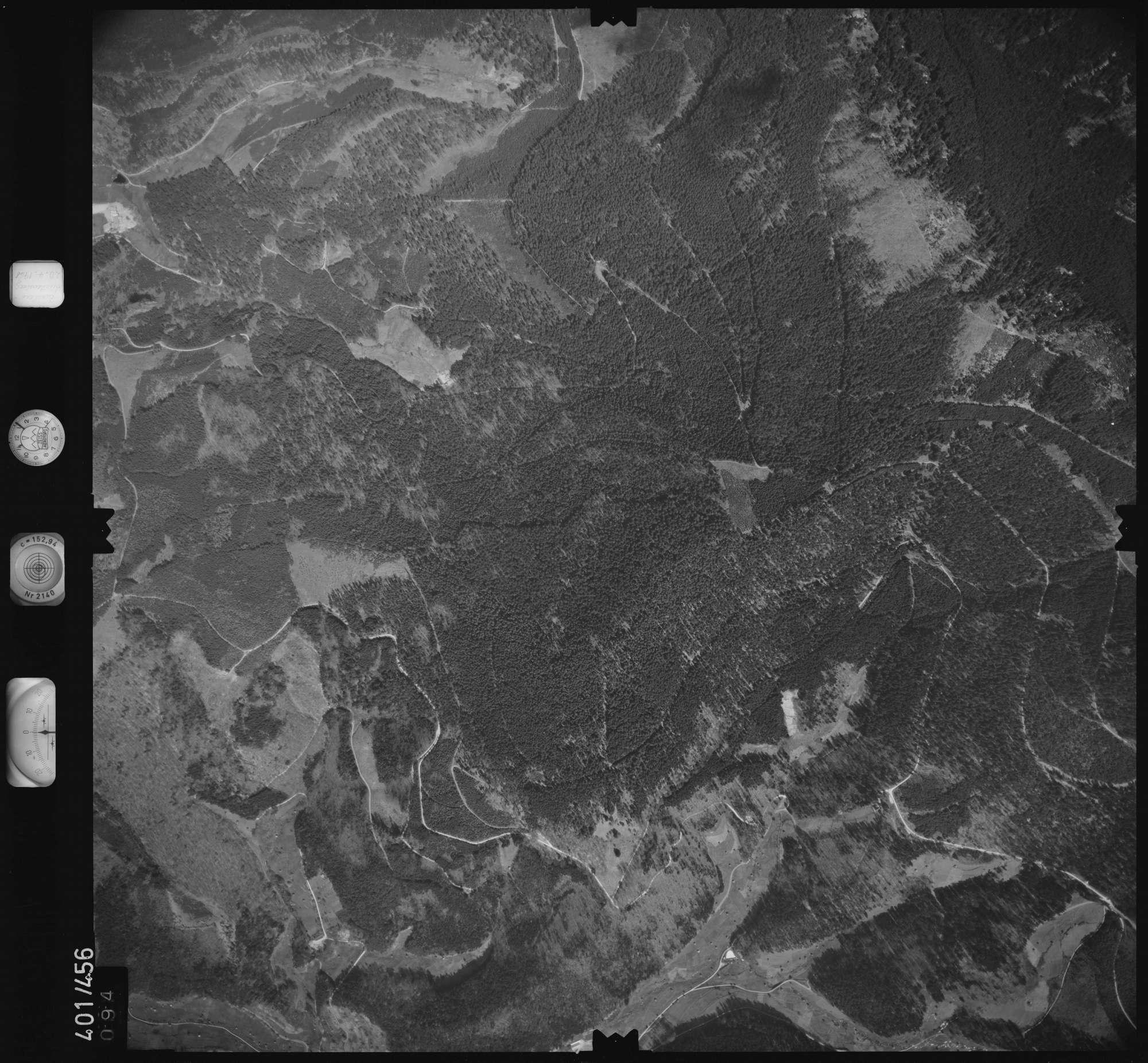 Luftbild: Film 11 Bildnr. 94, Bild 1