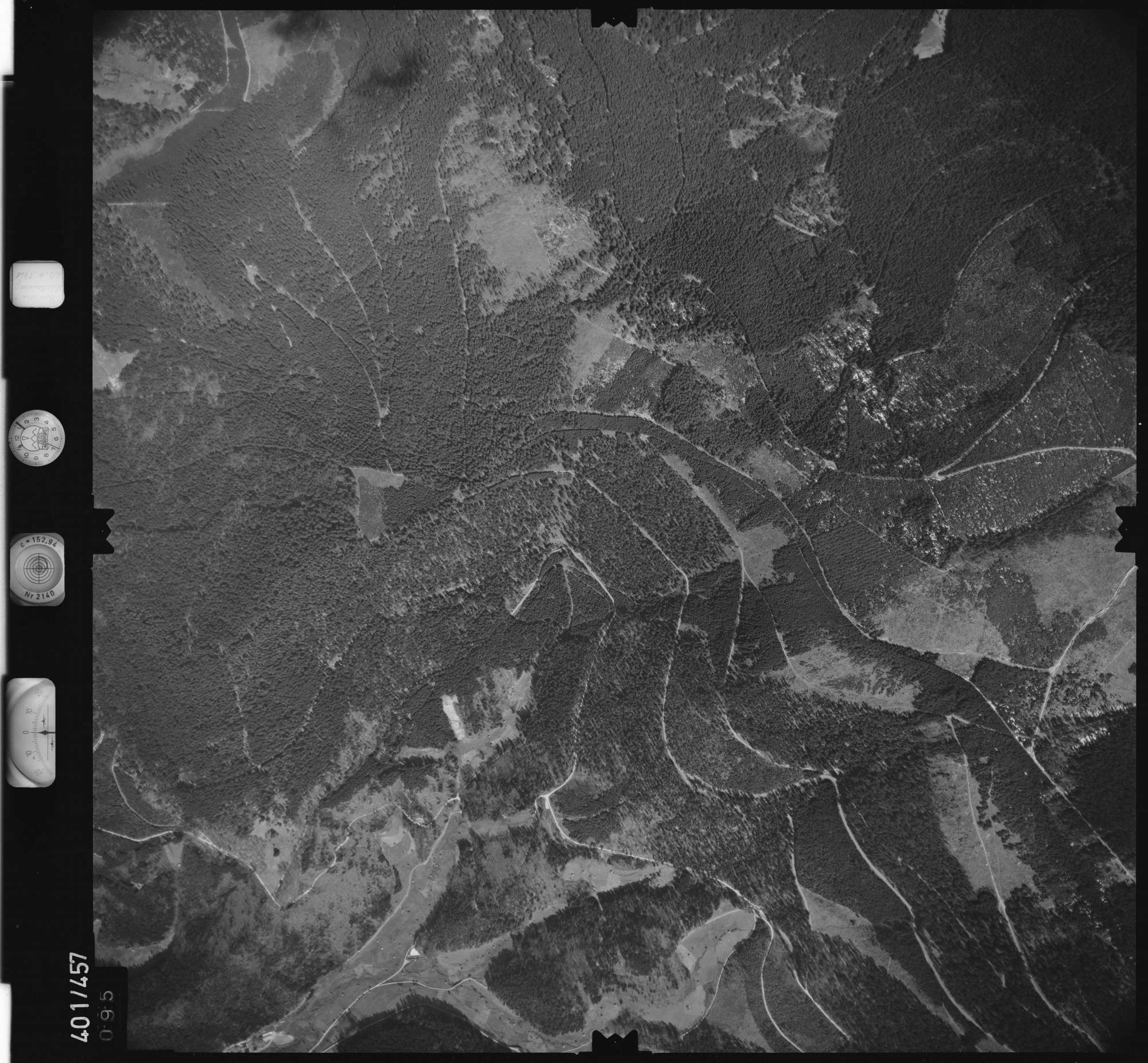 Luftbild: Film 11 Bildnr. 95, Bild 1