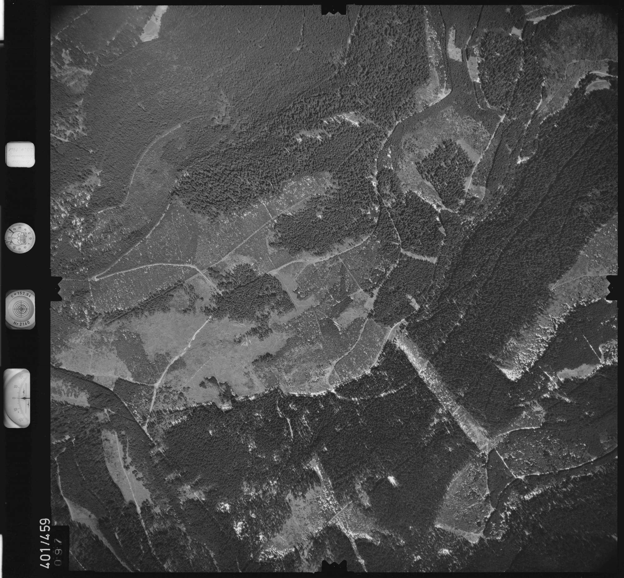 Luftbild: Film 11 Bildnr. 97, Bild 1