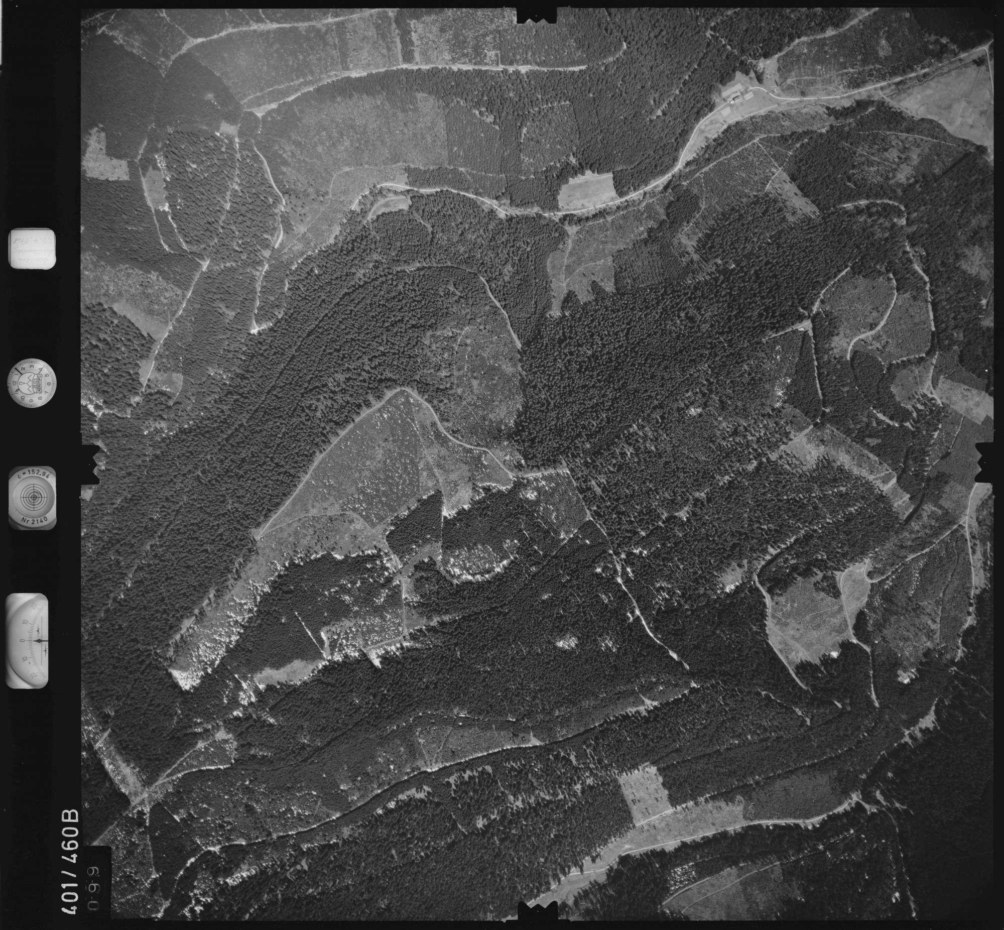 Luftbild: Film 11 Bildnr. 99, Bild 1