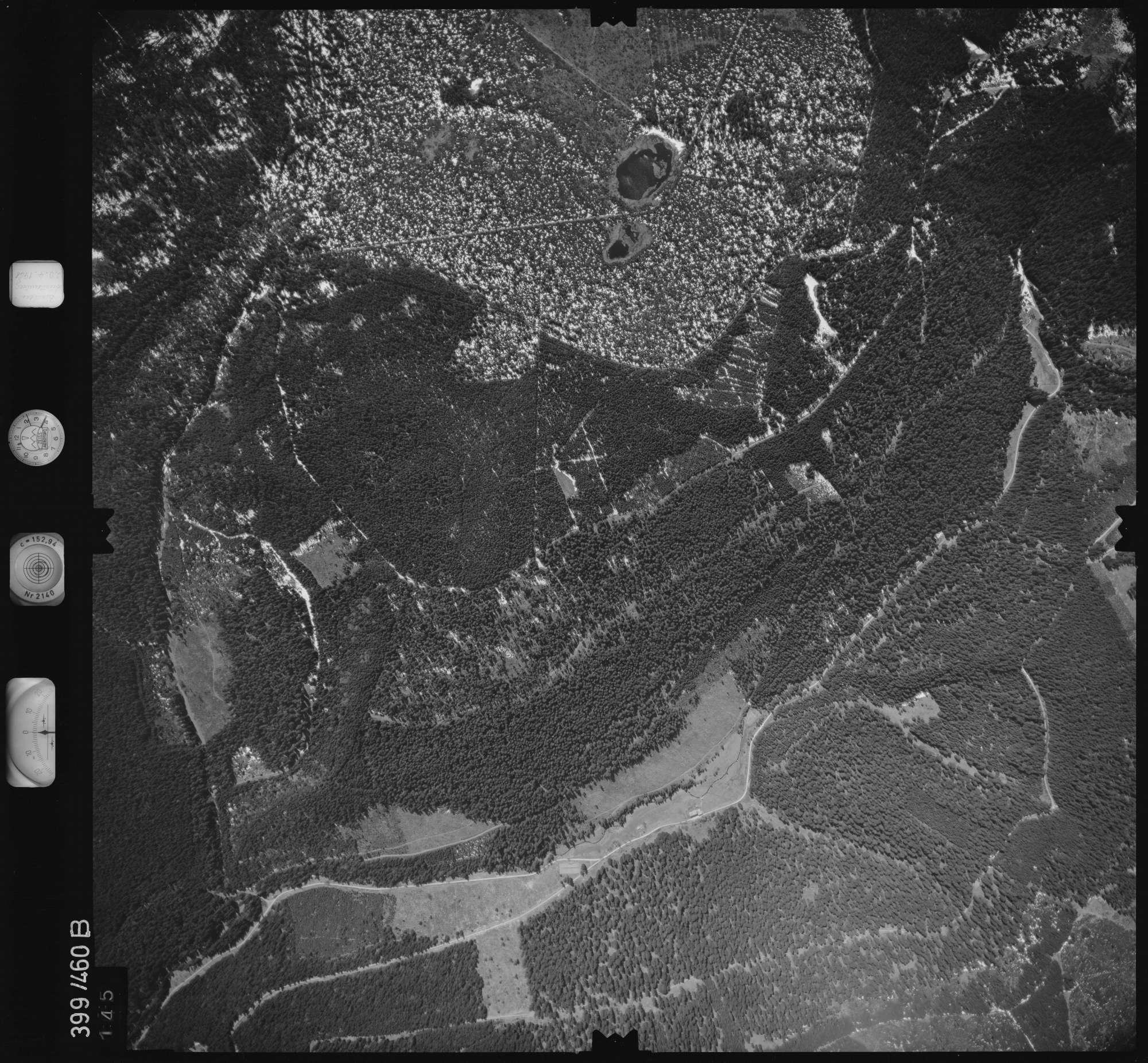 Luftbild: Film 11 Bildnr. 145, Bild 1