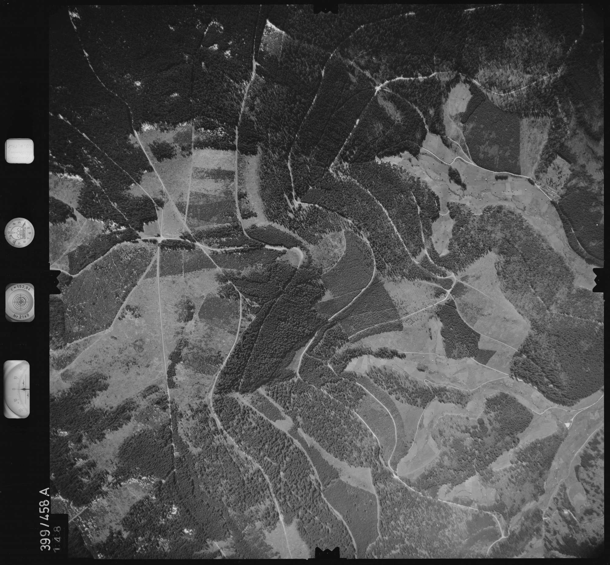 Luftbild: Film 11 Bildnr. 148, Bild 1