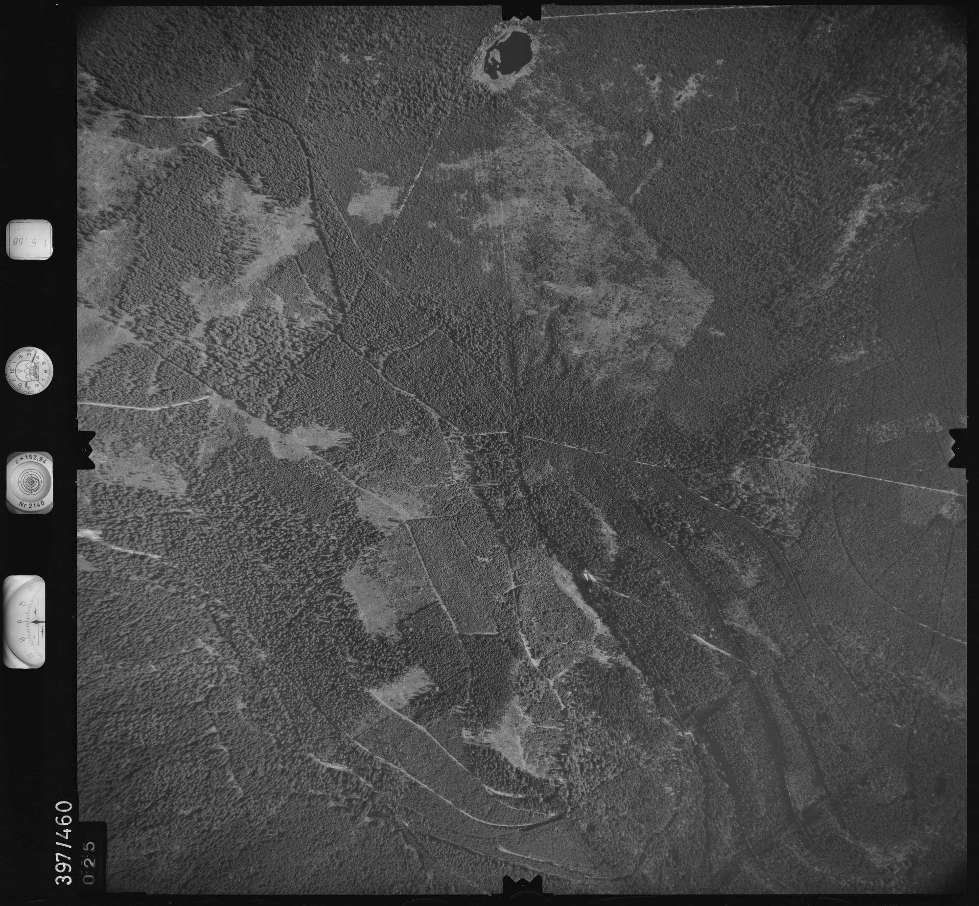 Luftbild: Film 16 Bildnr. 25, Bild 1