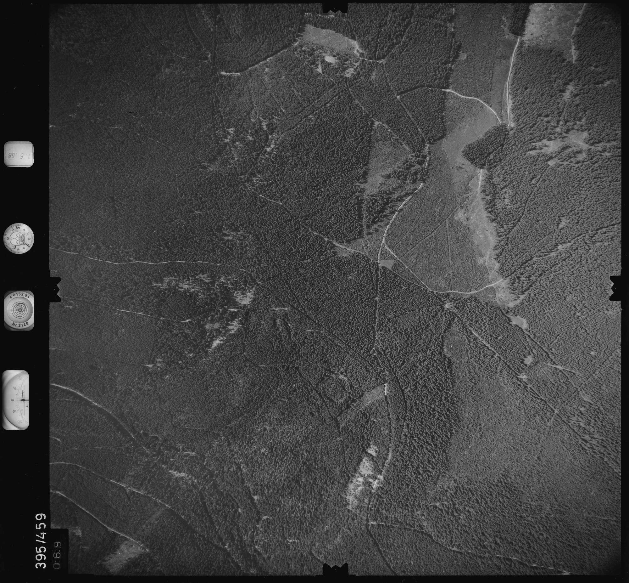Luftbild: Film 16 Bildnr. 69, Bild 1