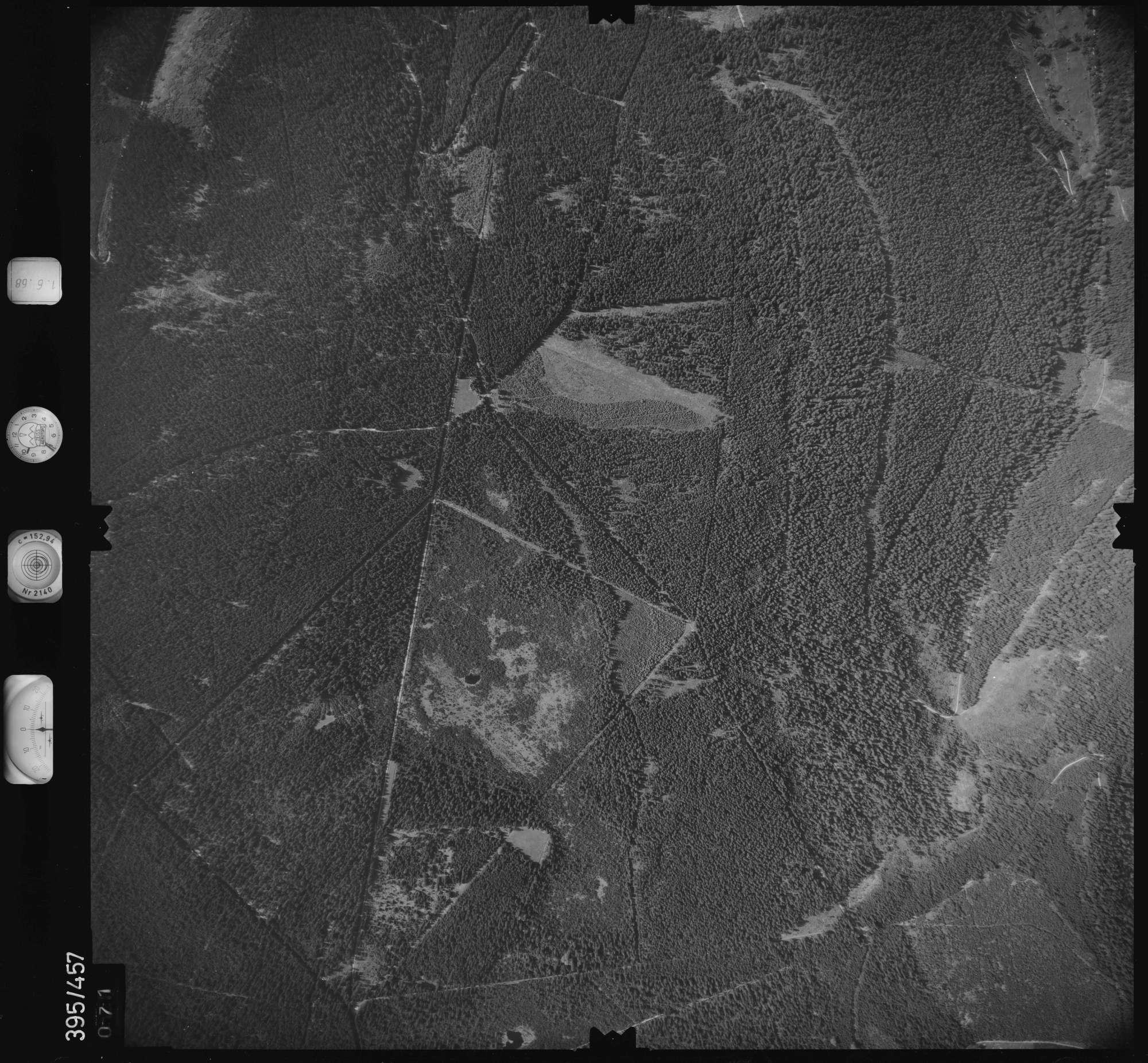 Luftbild: Film 16 Bildnr. 71, Bild 1