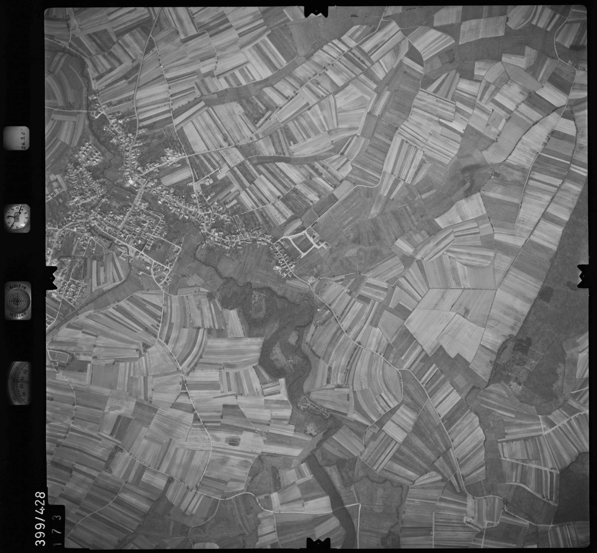 Luftbild: Film 8 Bildnr. 173, Bild 1