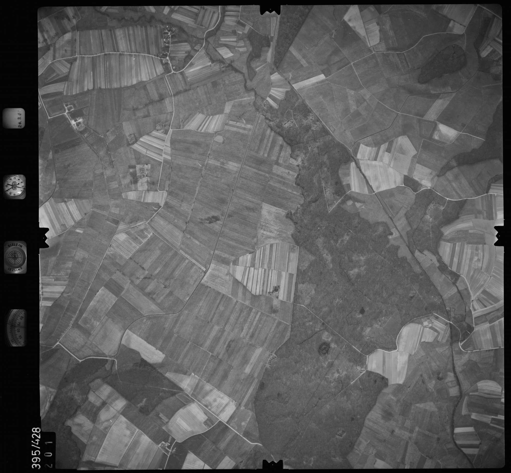 Luftbild: Film 8 Bildnr. 201, Bild 1