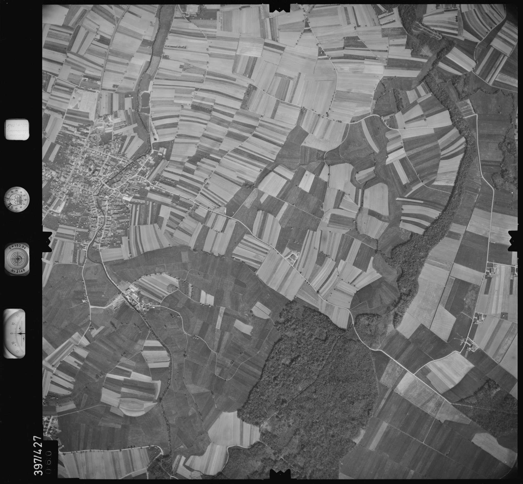 Luftbild: Film 11 Bildnr. 60, Bild 1