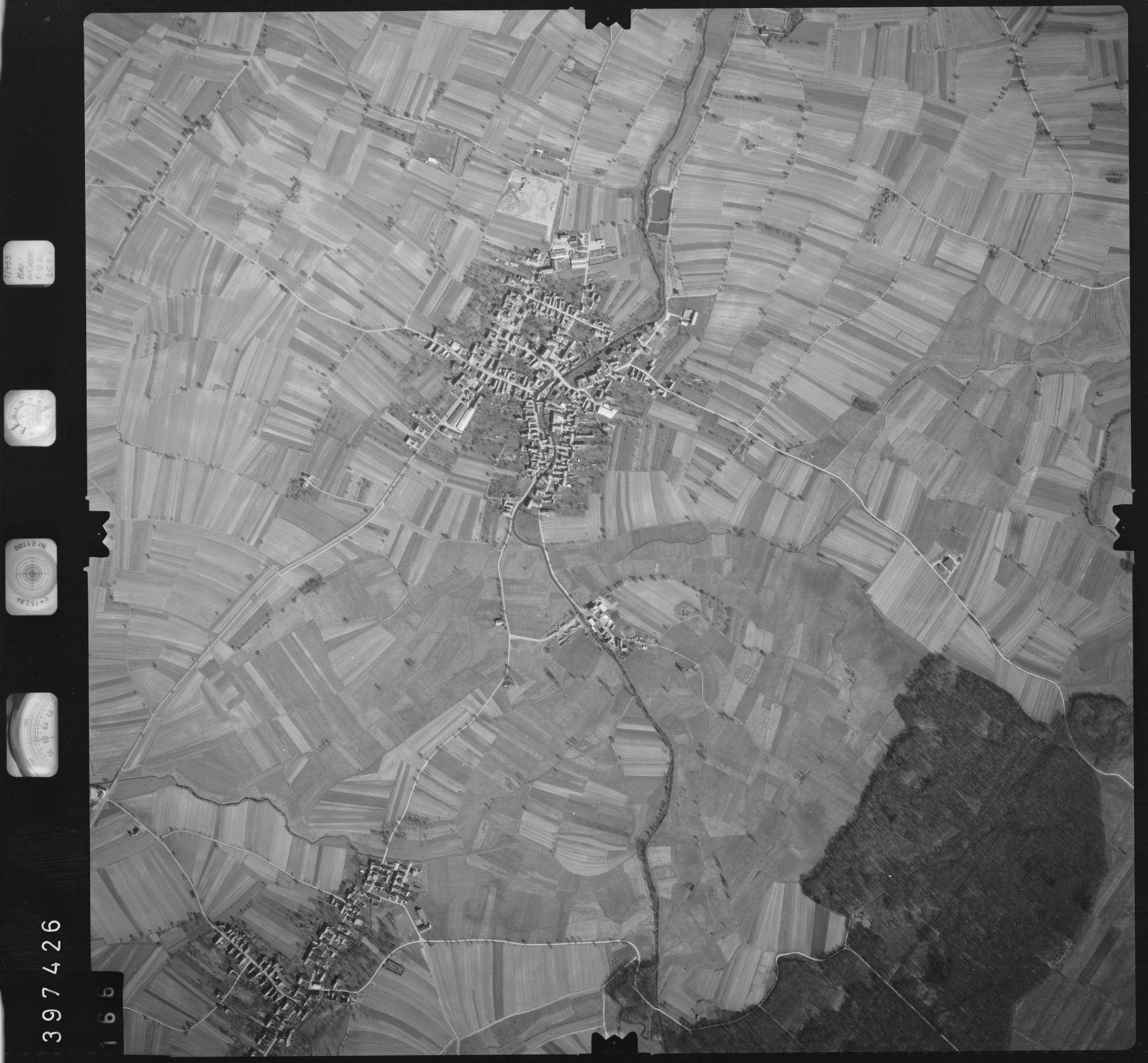 Luftbild: Film 17 Bildnr. 166, Bild 1
