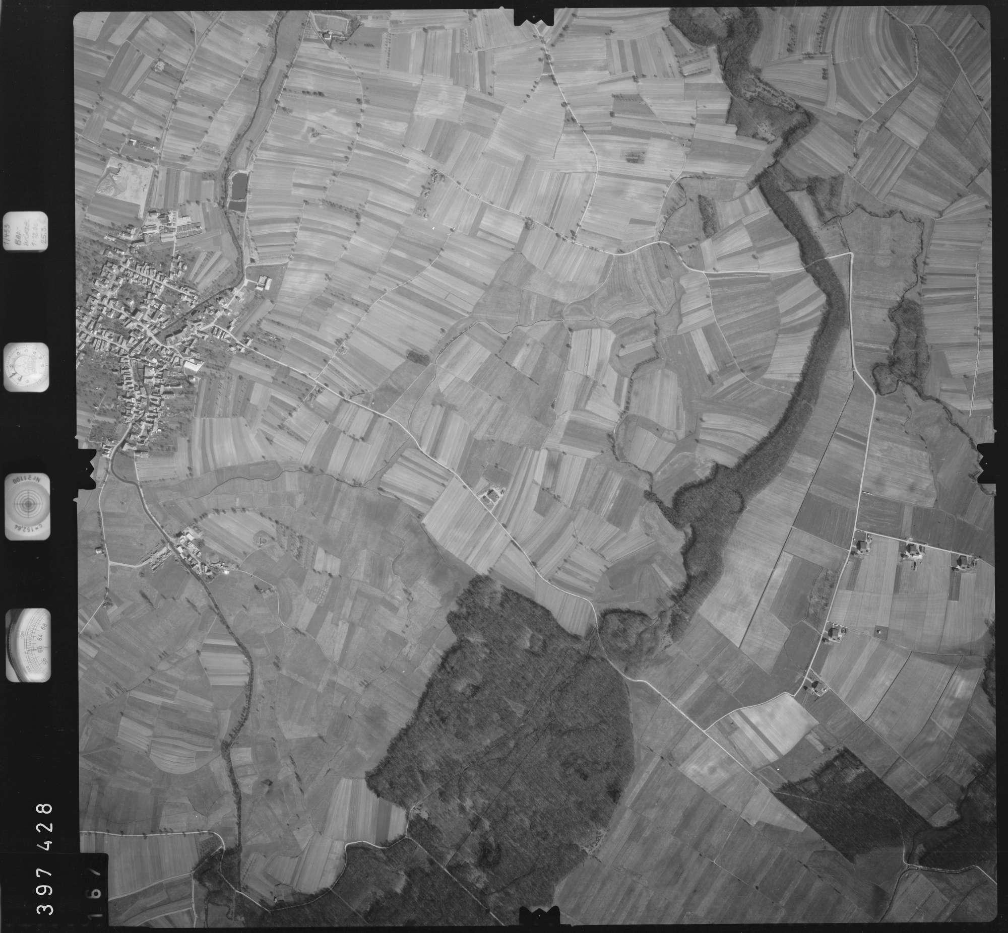 Luftbild: Film 17 Bildnr. 167, Bild 1