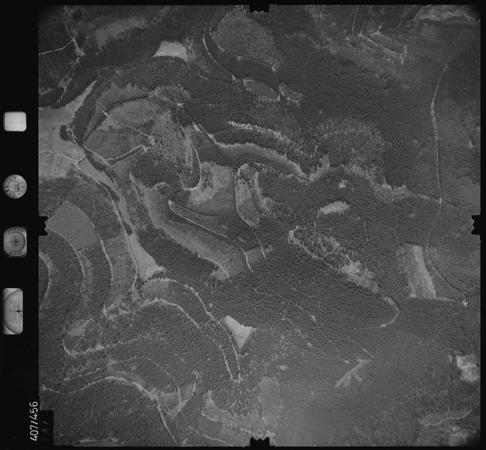 Luftbild: Film 4 Bildnr. 247, Bild 1
