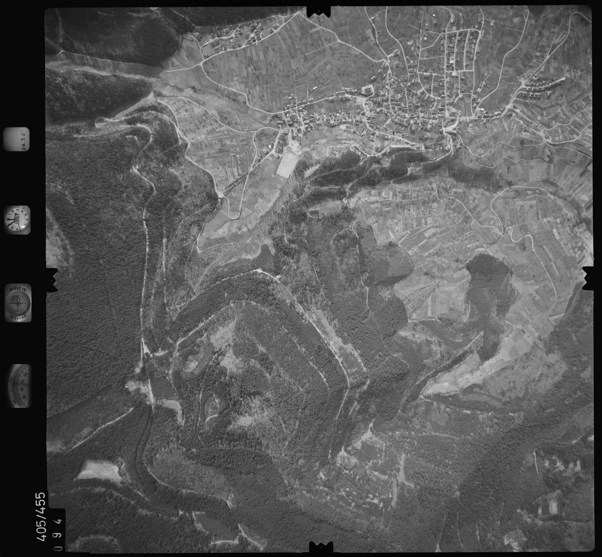 Luftbild: Film 8 Bildnr. 94, Bild 1