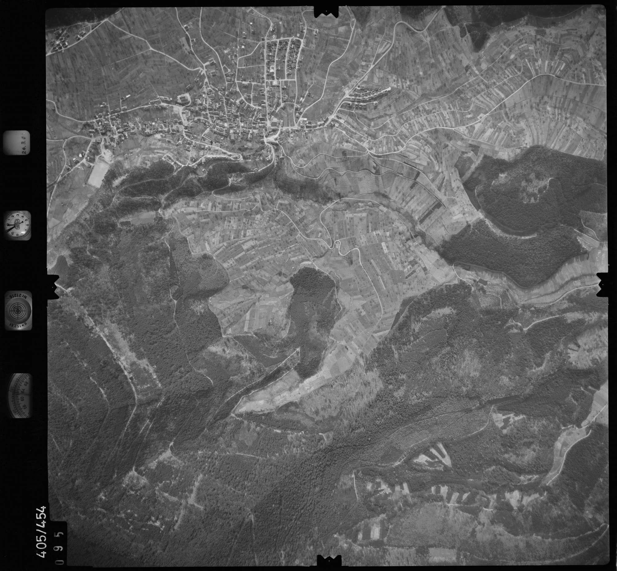 Luftbild: Film 8 Bildnr. 95, Bild 1